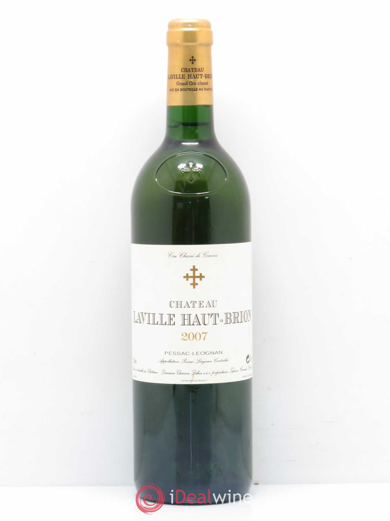 Château Laville Haut-Brion Cru Classé de Graves  2007 - Lot of 1 Bottle