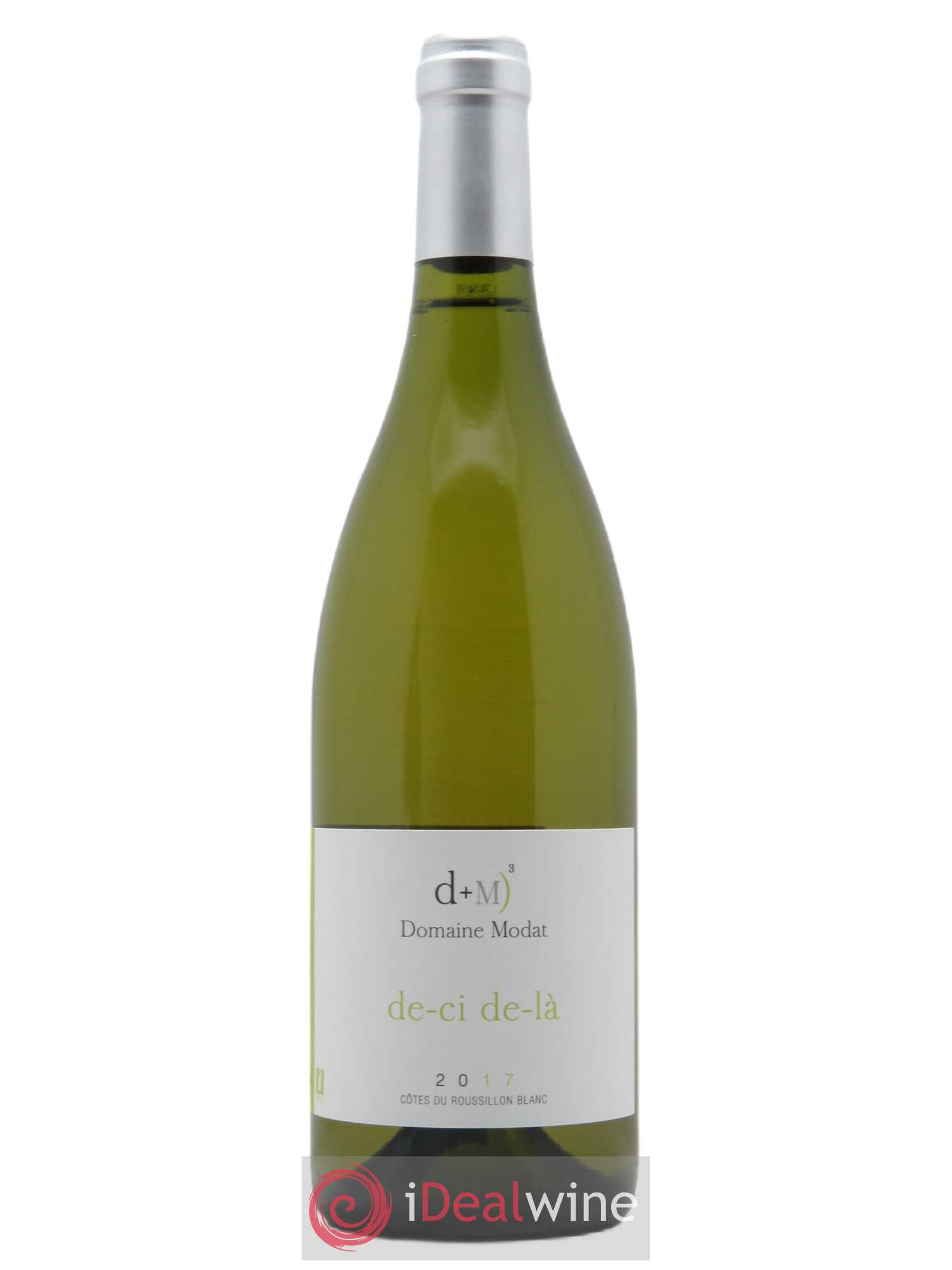 Côtes du Roussillon Modat (Domaine) De-ci de-là  2017 - Lot of 1 Bottle
