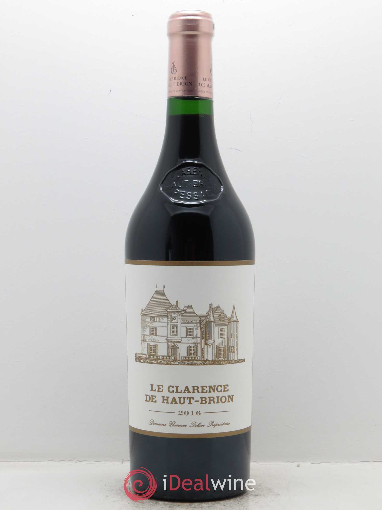Clarence (Bahans) de Haut-Brion Second Vin (OWC if 6 btls) 2016 - Lot of 1 Bottle