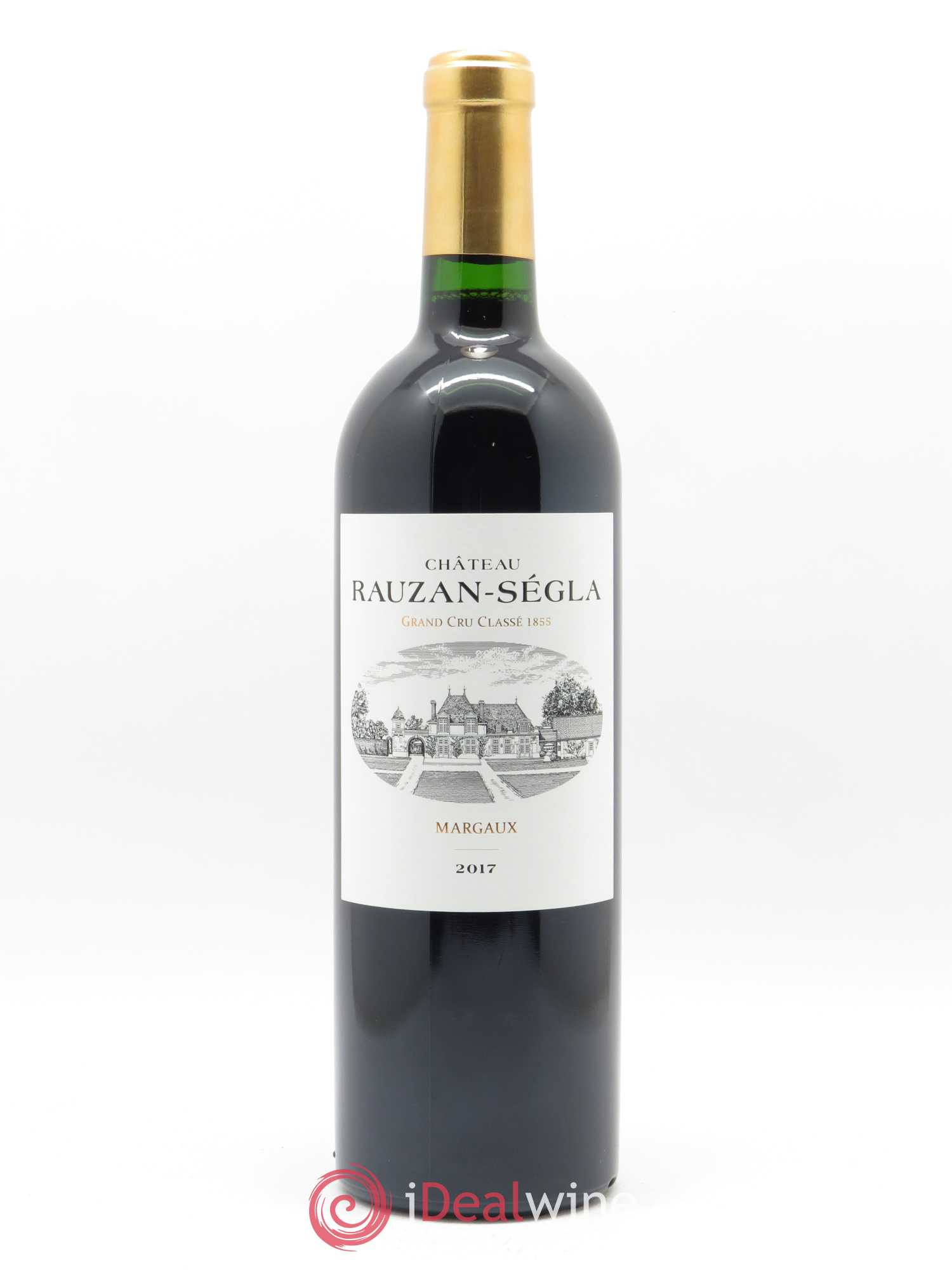 Château Rauzan Ségla (Rausan Ségla) (OWC if 6 btls) 2017 - Lot of 1 Bottle