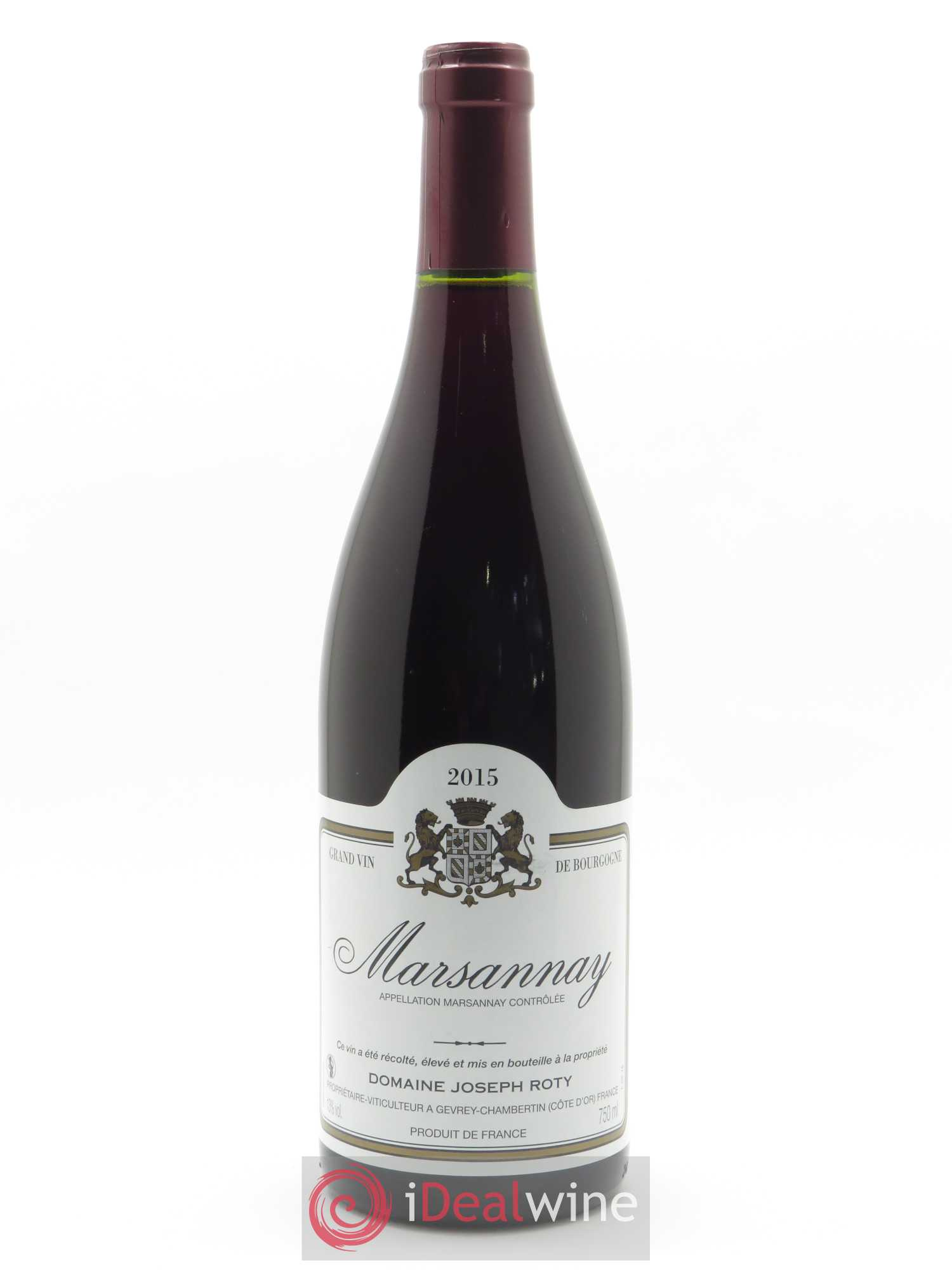 Marsannay Joseph Roty (Domaine)  2015 - Lot of 1 Bottle