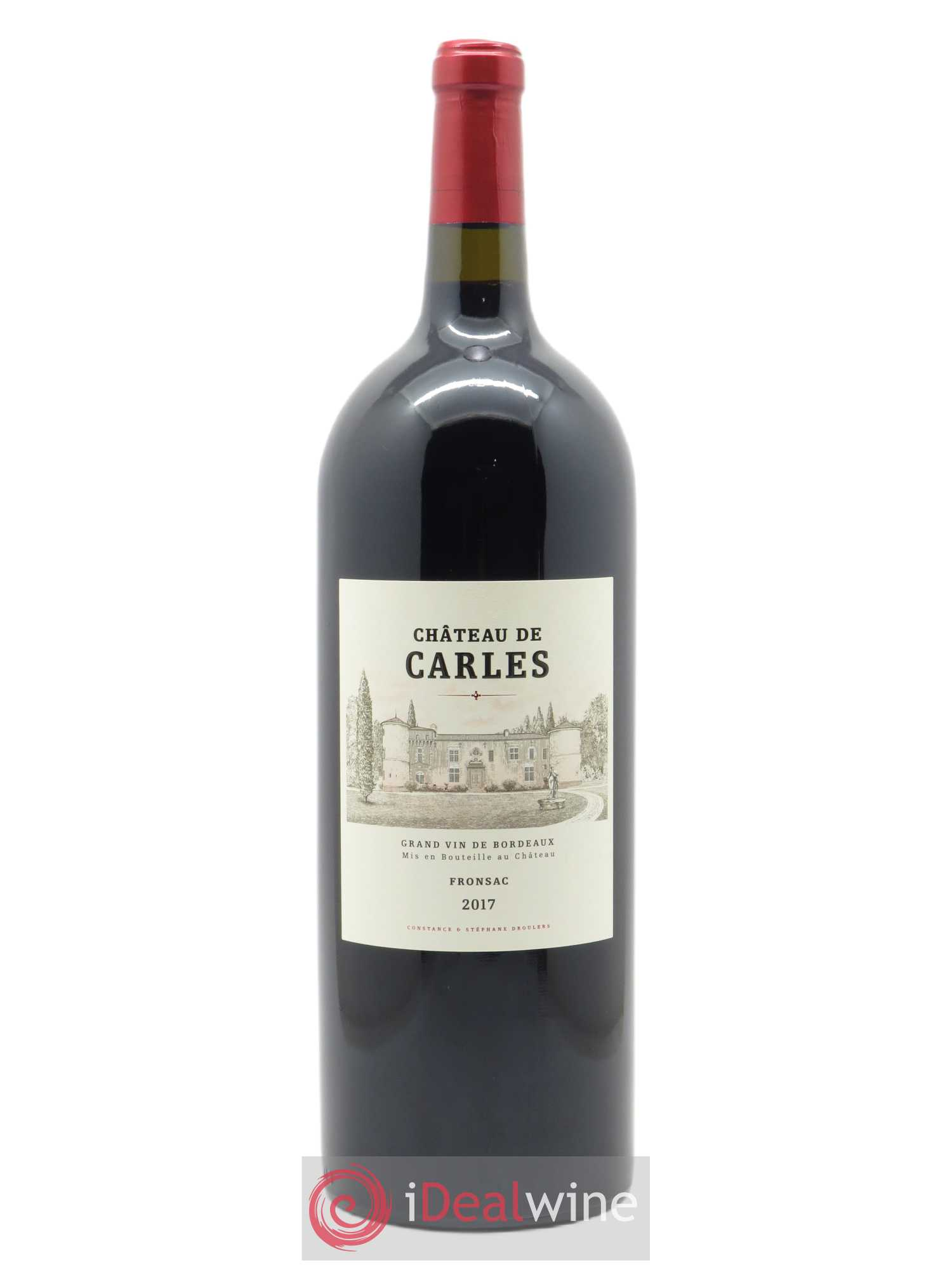 Château de Carles  2017 - Lot of 1 Magnum
