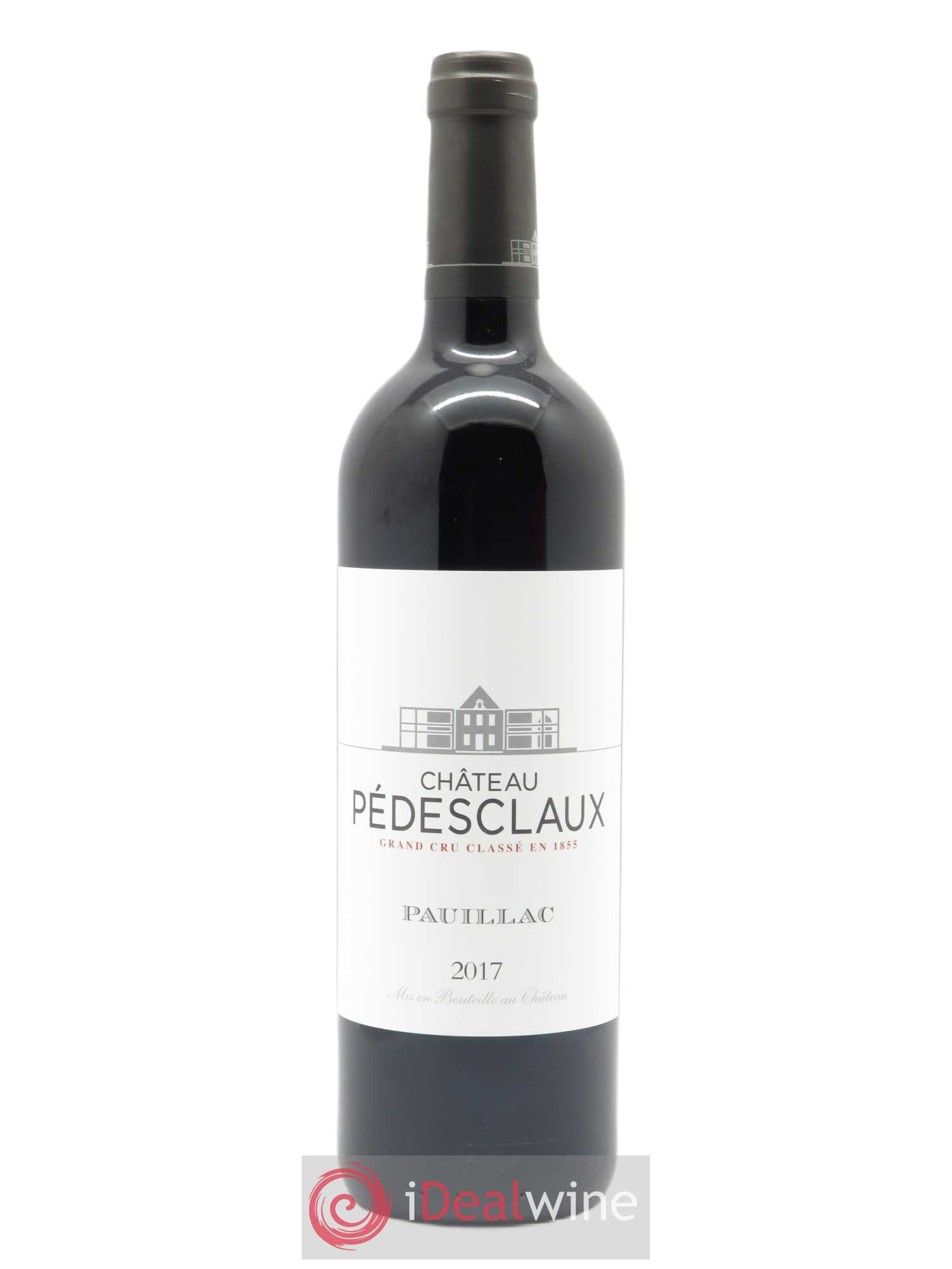 Château Pedesclaux 5ème Grand Cru Classé (OWC IF 12 btl) 2017 - Lot of 1 Bottle