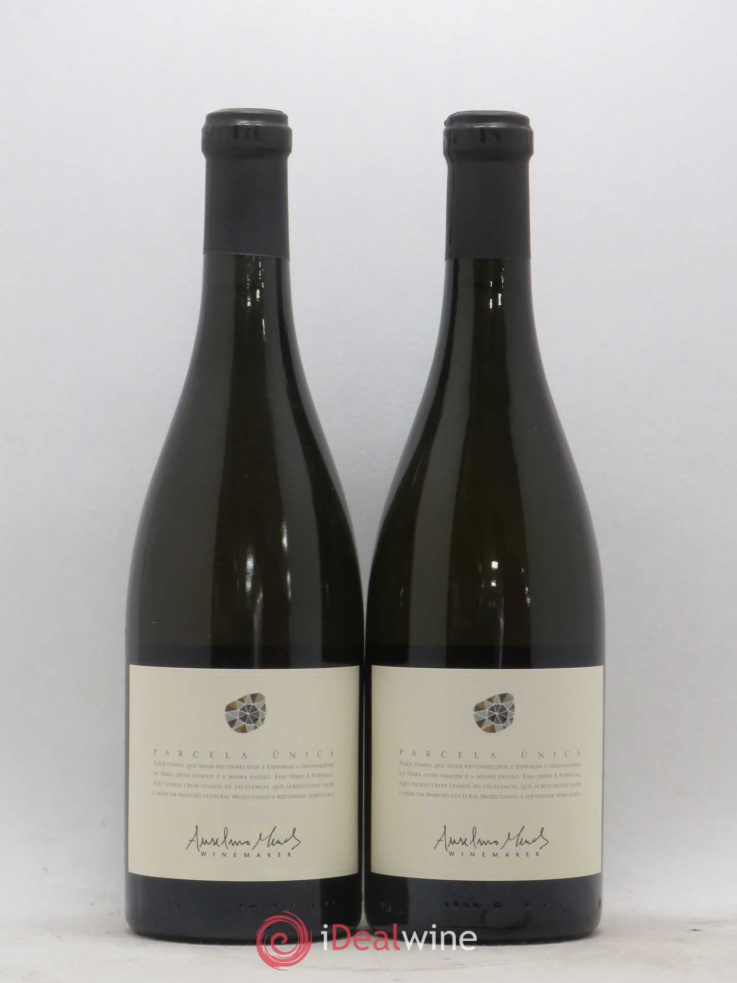 Portugal Vinho Verde Anselmo Mendes - Parcela Unica 2013 - Lot of 2 Bottles
