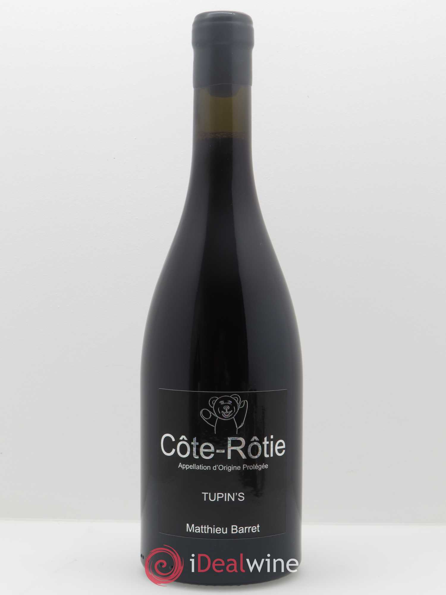 Côte-Rôtie Tupin's Coulet (Domaine du) - Matthieu Barret  2017 - Lot of 1 Bottle