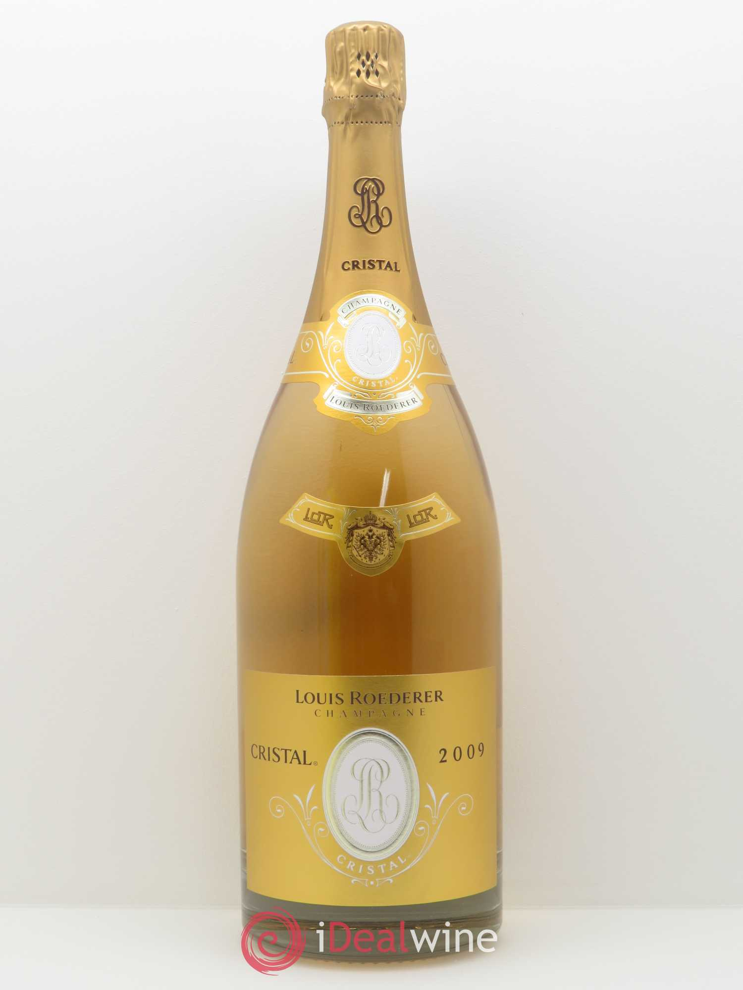 Cristal Louis Roederer  2009 - Lot of 1 Magnum