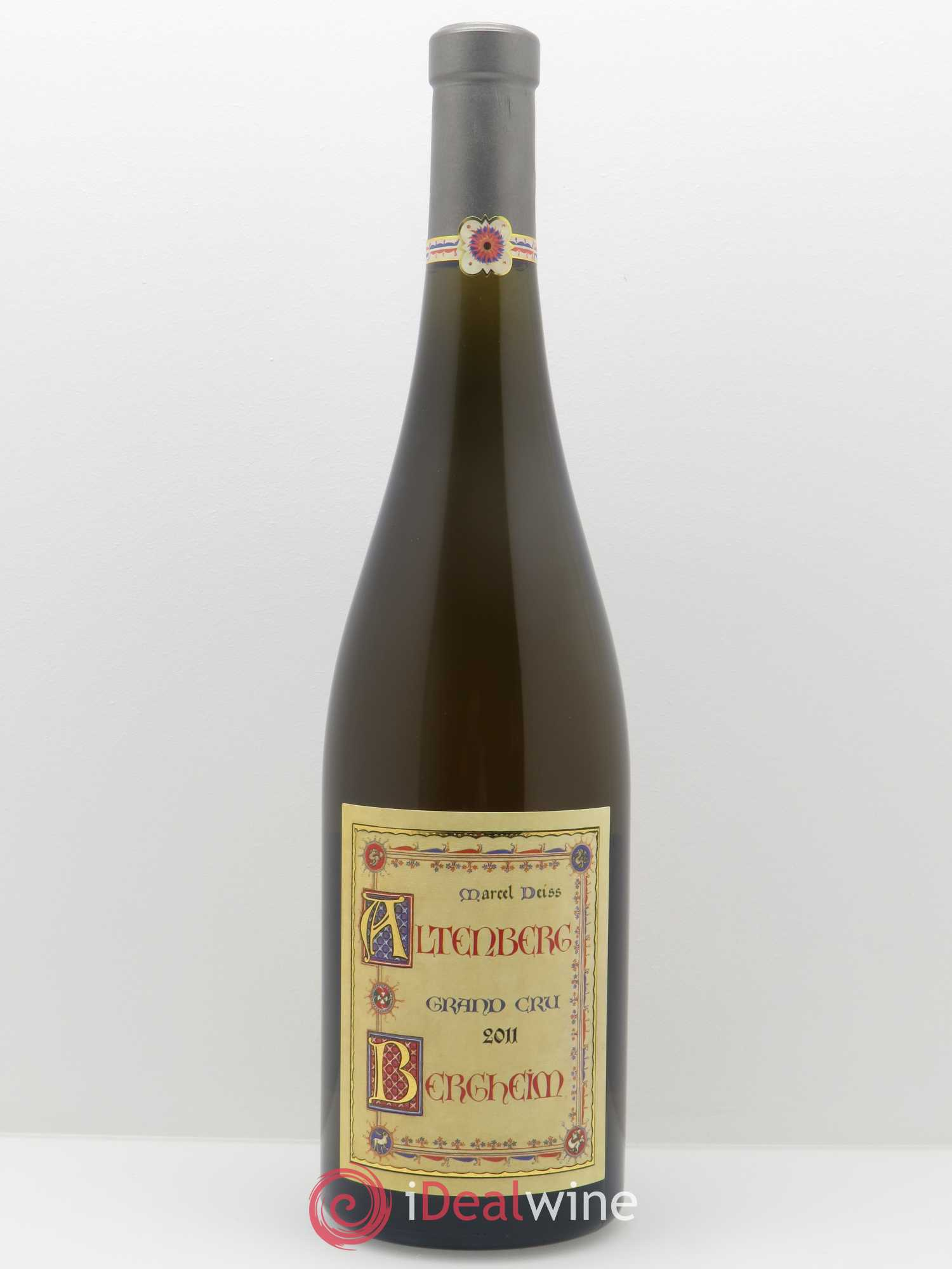 Altenberg de Bergheim Grand Cru Marcel Deiss (Domaine)  2011 - Lot of 1 Bottle