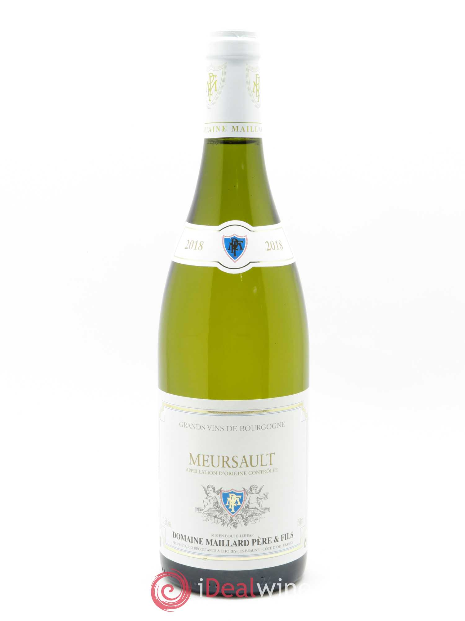 Meursault Maillard et Fils (Domaine)  2018 - Lot of 1 Bottle