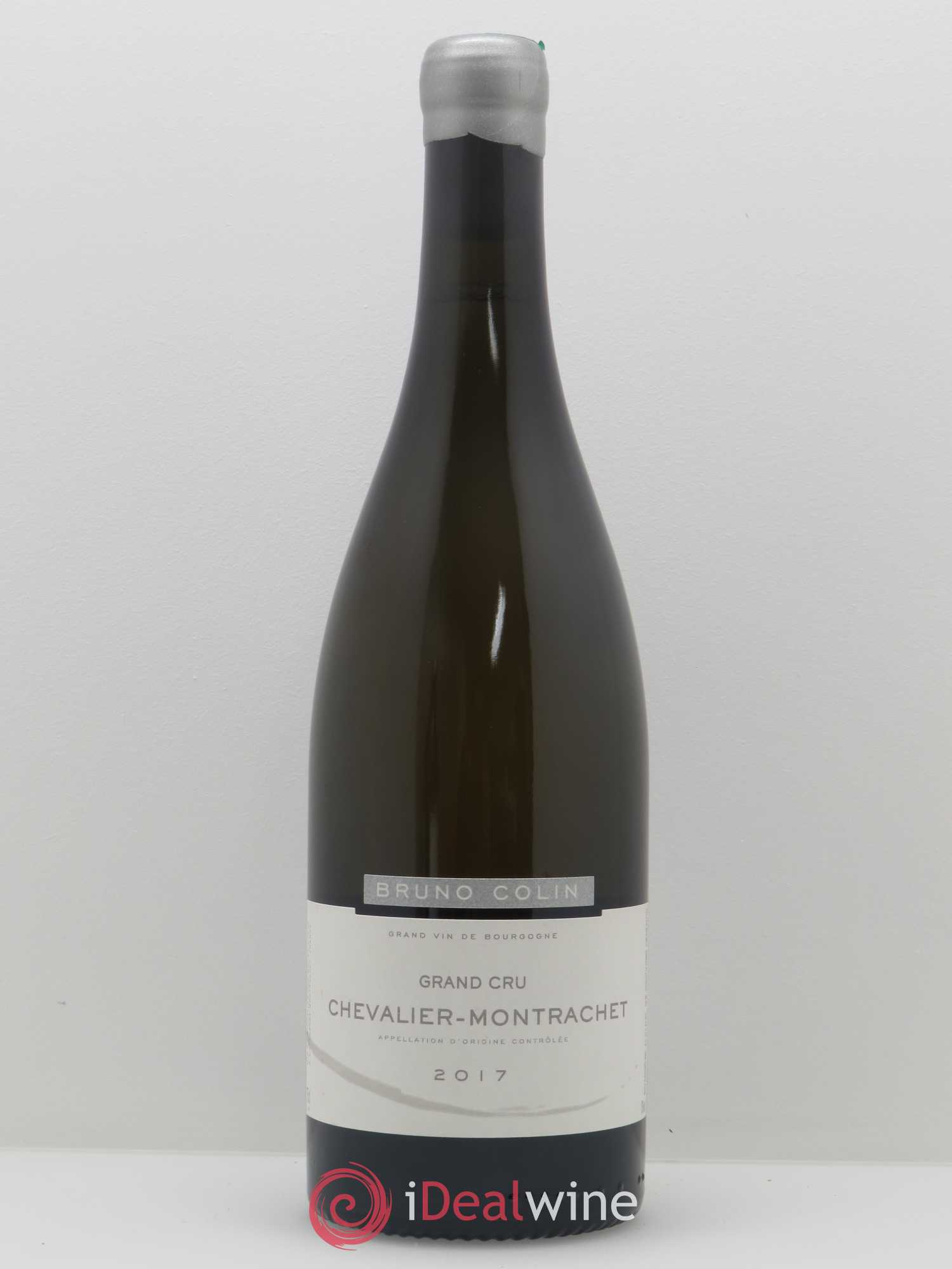Chevalier-Montrachet Grand Cru Bruno Colin  2017 - Lot de 1 Bouteille