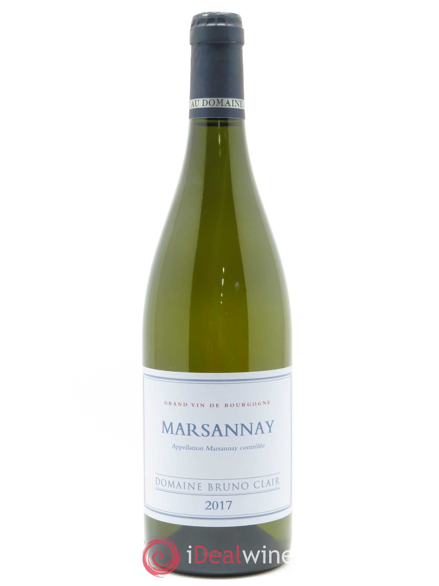 Marsannay Bruno Clair (Domaine)  2017 - Lot of 1 Bottle