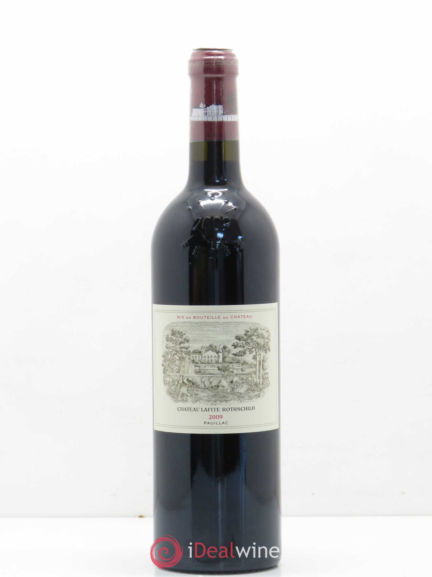 Château Lafite Rothschild 1er Grand Cru Classé  2009 - Lot of 1 Bottle