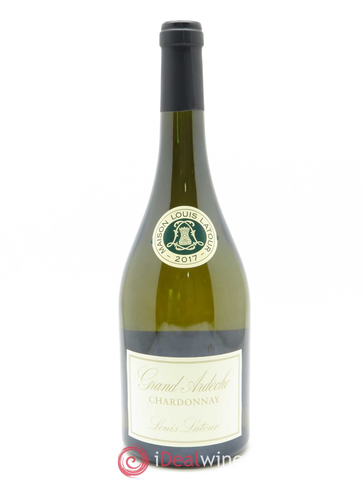 IGP Ardèche Grand Ardèche Chardonnay Louis Latour  2017 - Lot of 1 Bottle