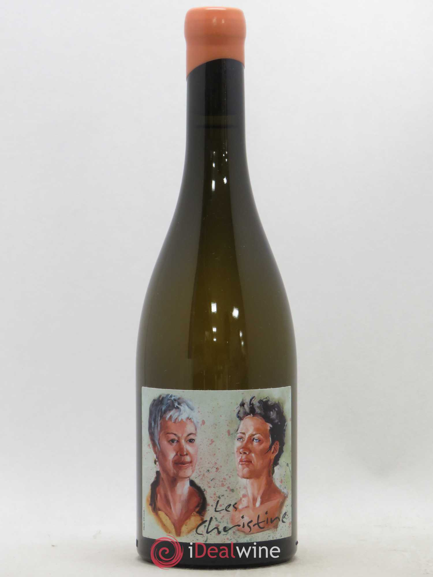 Vin de Savoie Chignin-Bergeron Les Christine Gilles Berlioz (no reserve) 2018 - Lot of 1 Bottle