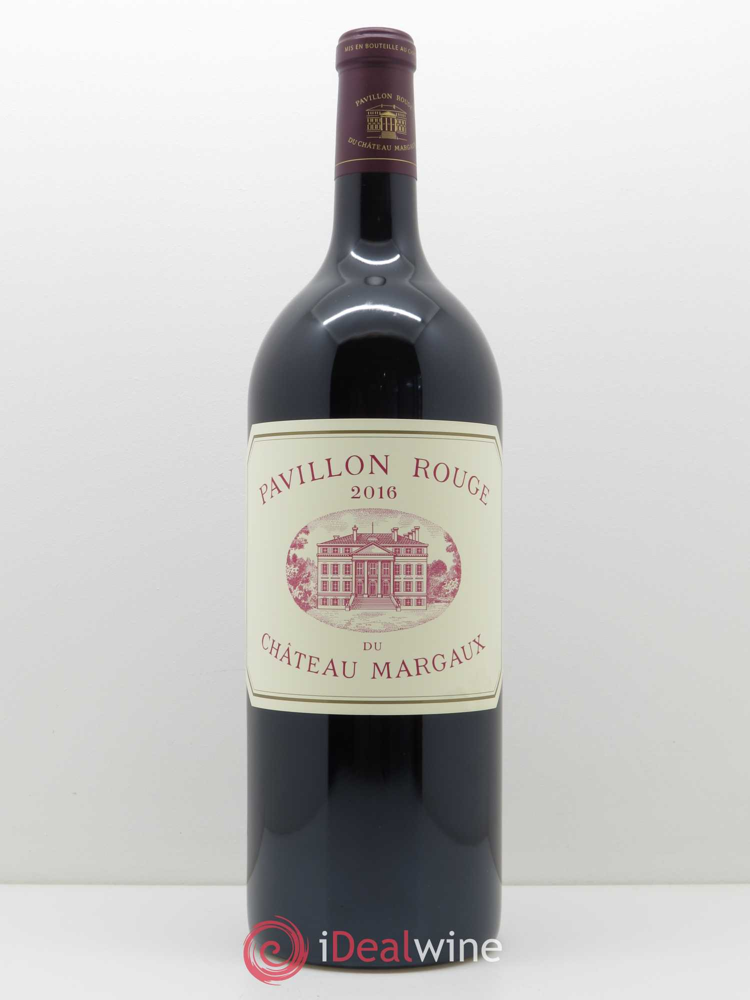Pavillon Rouge du Château Margaux Second Vin  2016 - Lot of 1 Magnum