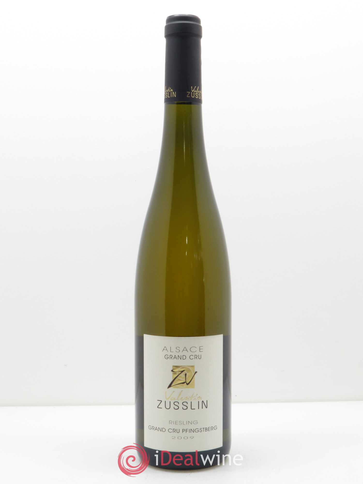 Riesling Grand Cru Pfingstberg Valentin Zusslin (Domaine)  2009 - Lot of 1 Bottle