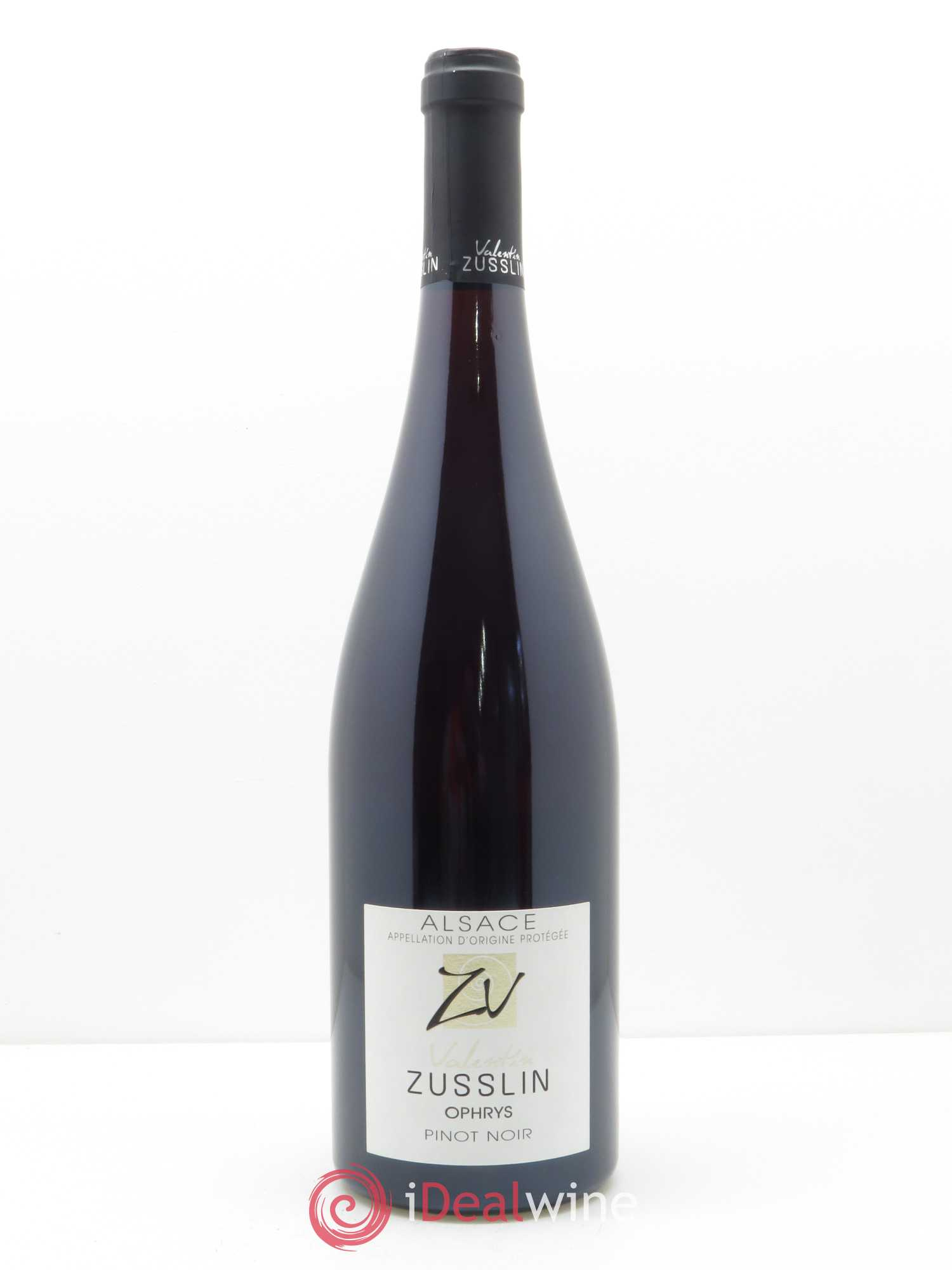 Pinot Noir Orphys Valentin Zusslin (Domaine)  2017 - Lot of 1 Bottle