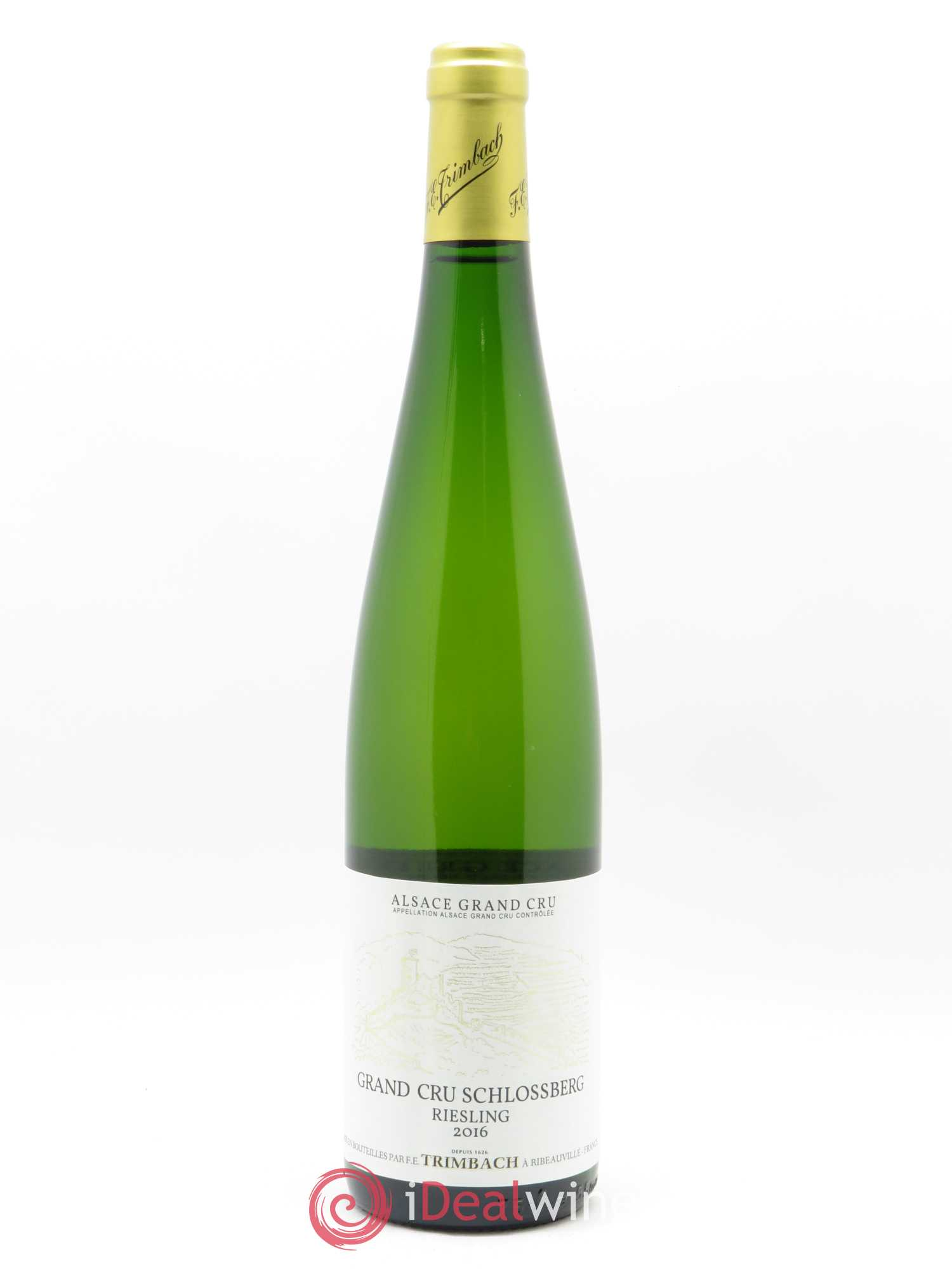 Riesling Grand Cru Schlossberg Trimbach (Domaine)