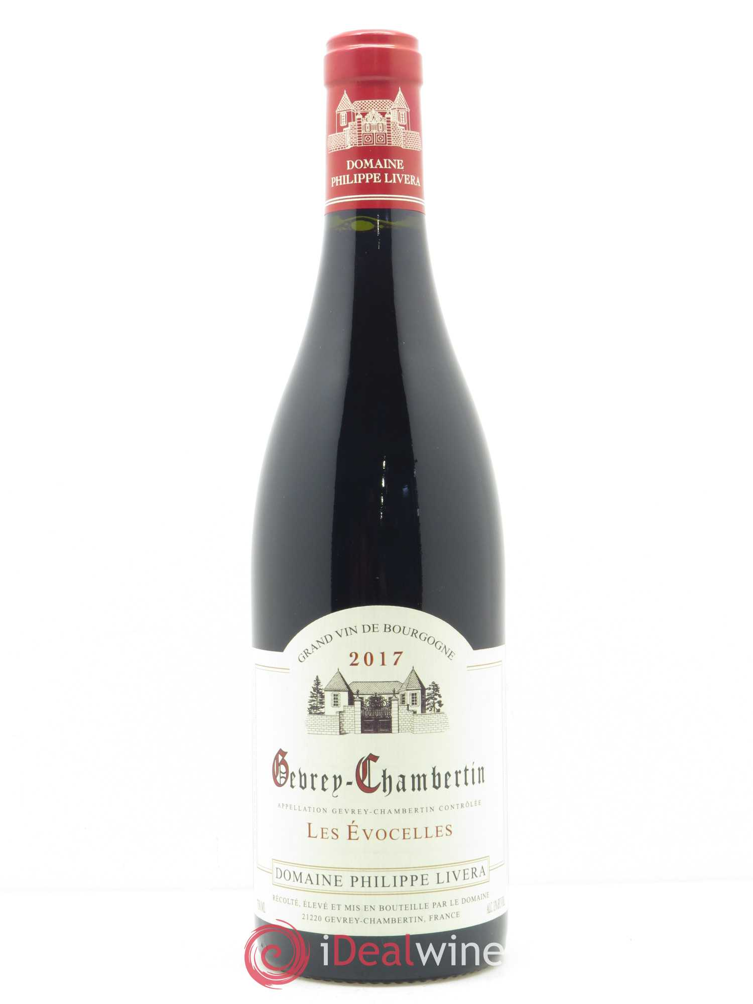 Gevrey-Chambertin Les Evocelles Tilleuls (Domaine des) - Philippe Livera