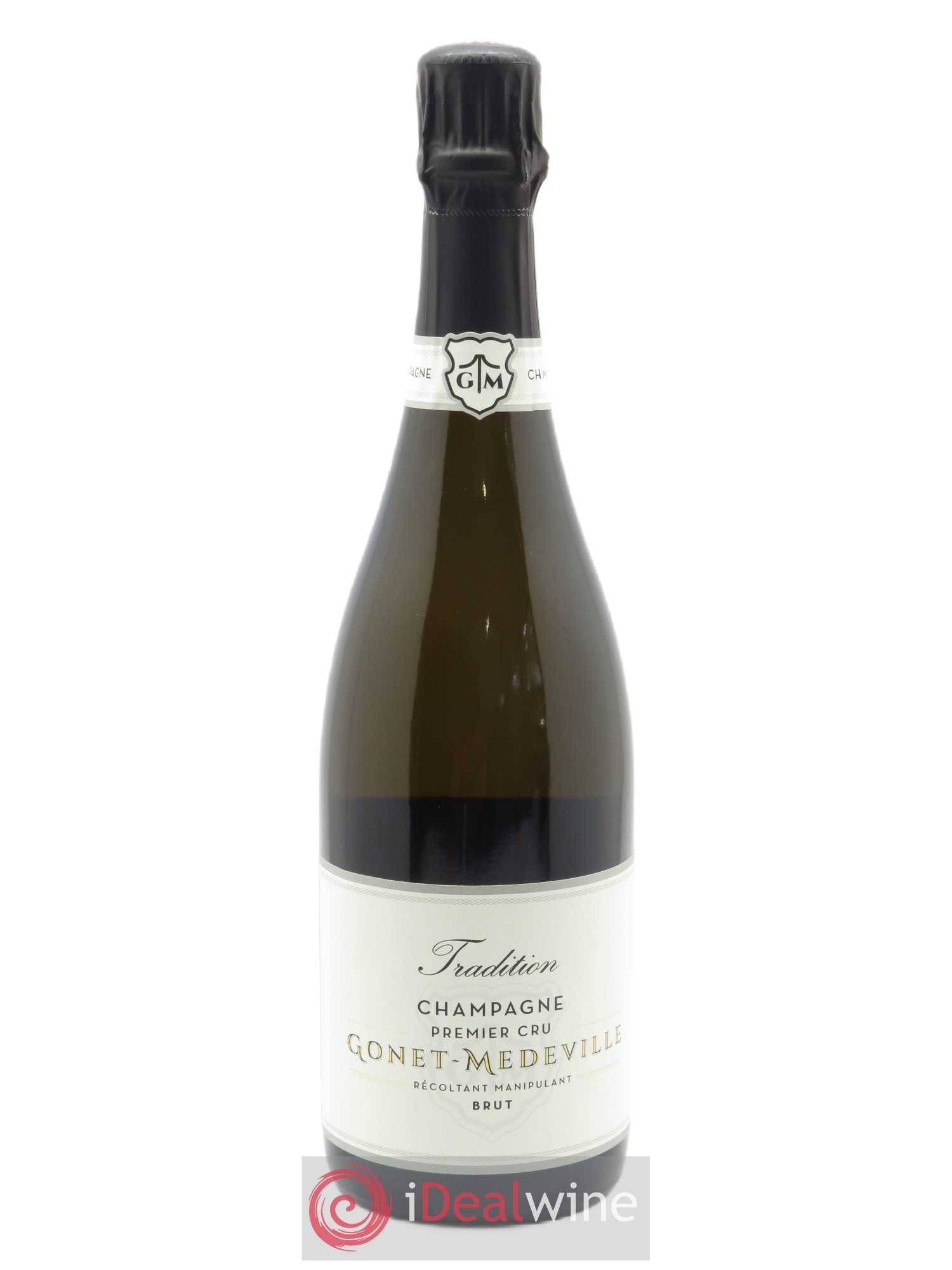Tradition Premier Cru Brut Vignobles Gonet-Medeville   - Lot of 1 Bottle