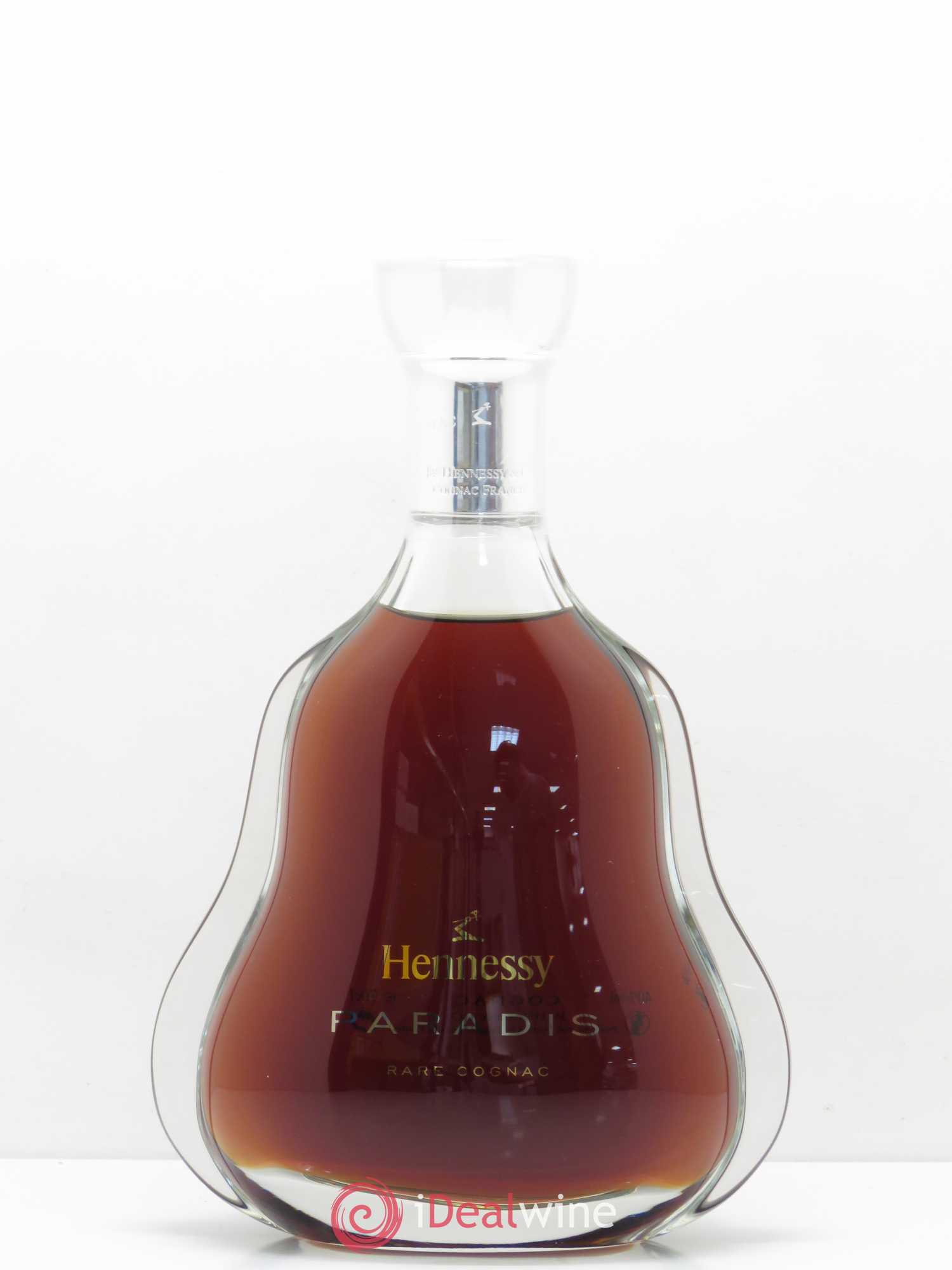 Cognac Hennessy Paradis (no reserve)  - Lot of 1 Bottle