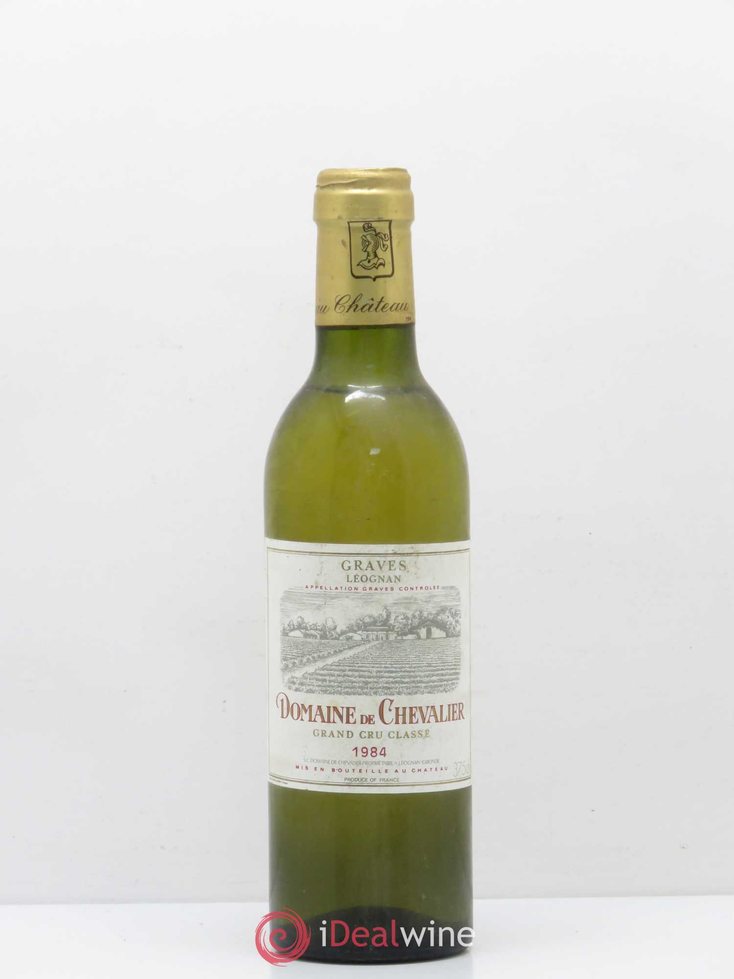 Domaine de Chevalier Cru Classé de Graves  1984 - Lot of 1 Half-bottle
