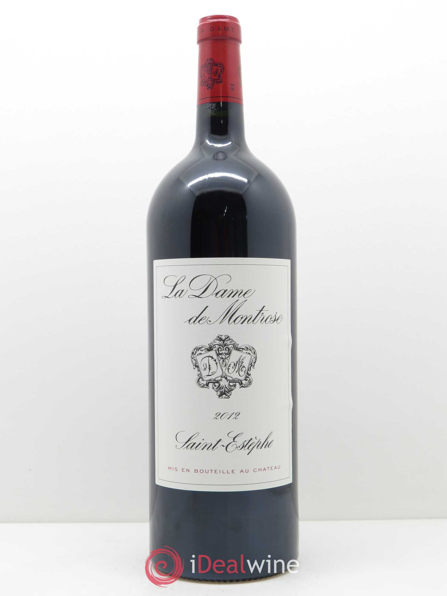 La Dame de Montrose Second Vin  2012 - Lot de 1 Magnum