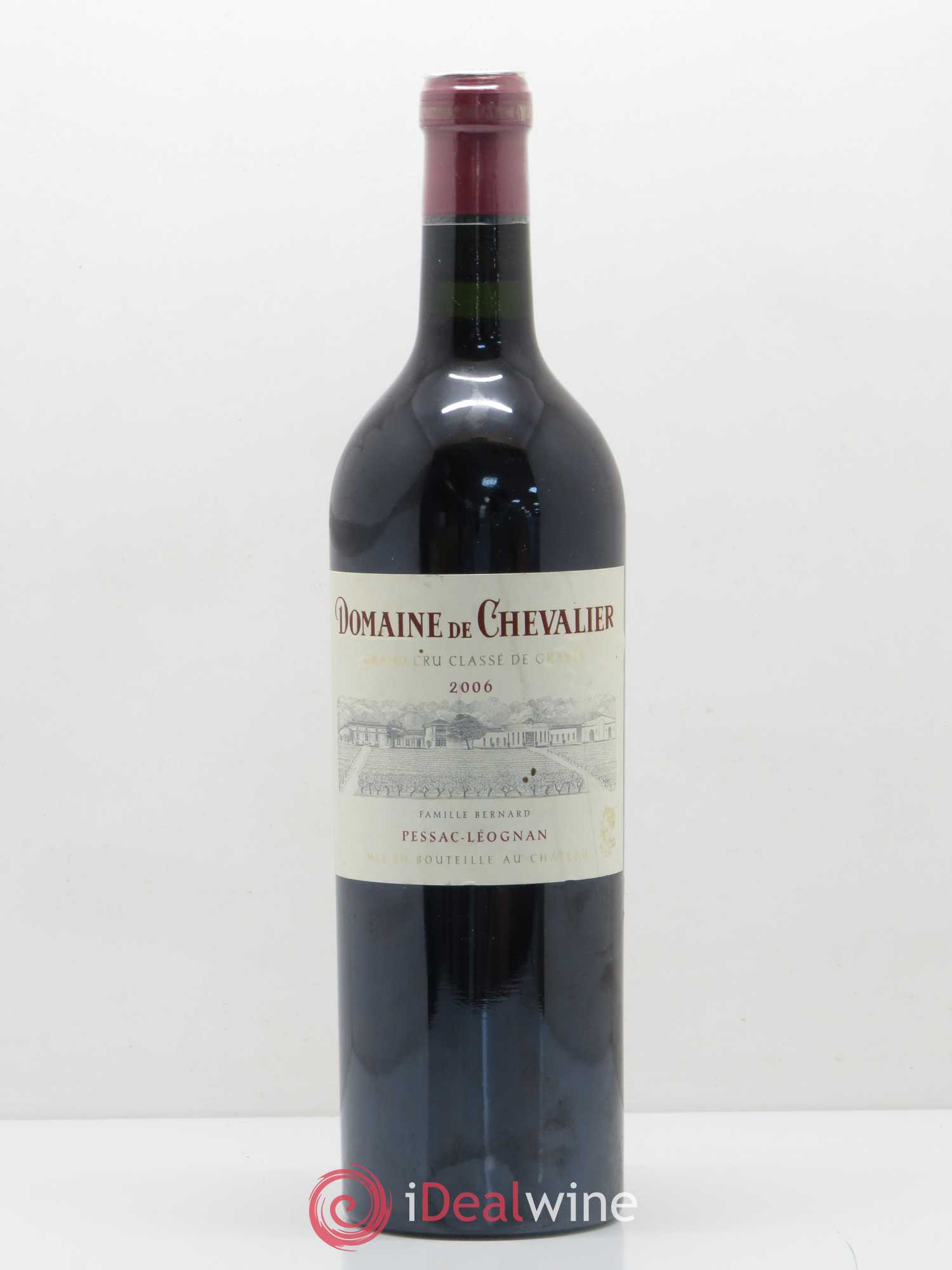 Domaine de Chevalier Cru Classé de Graves  2006 - Lot of 1 Bottle