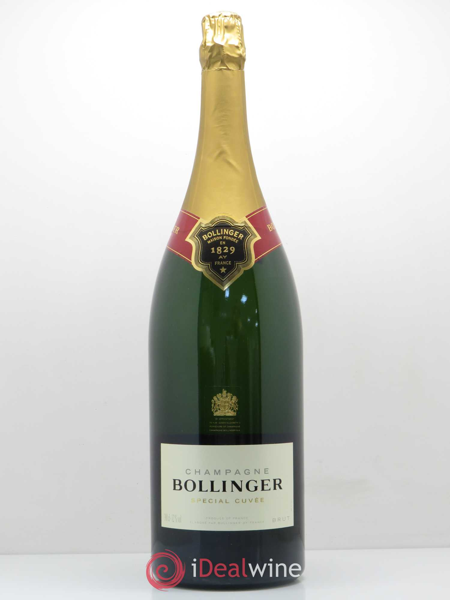 Special Cuvée Bollinger   - Lot of 1 Double-magnum