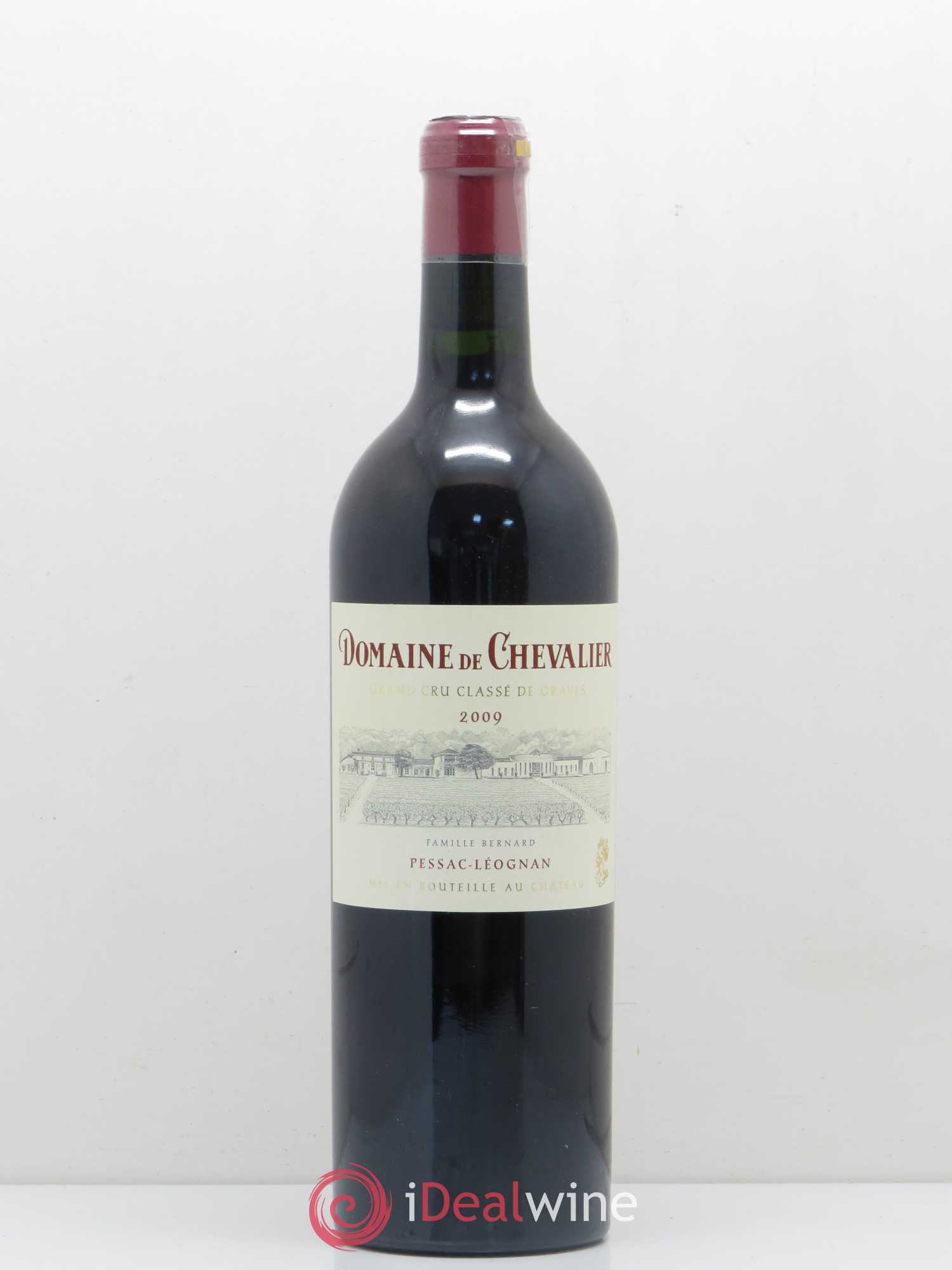 Domaine de Chevalier Cru Classé de Graves  2009 - Lot of 1 Bottle