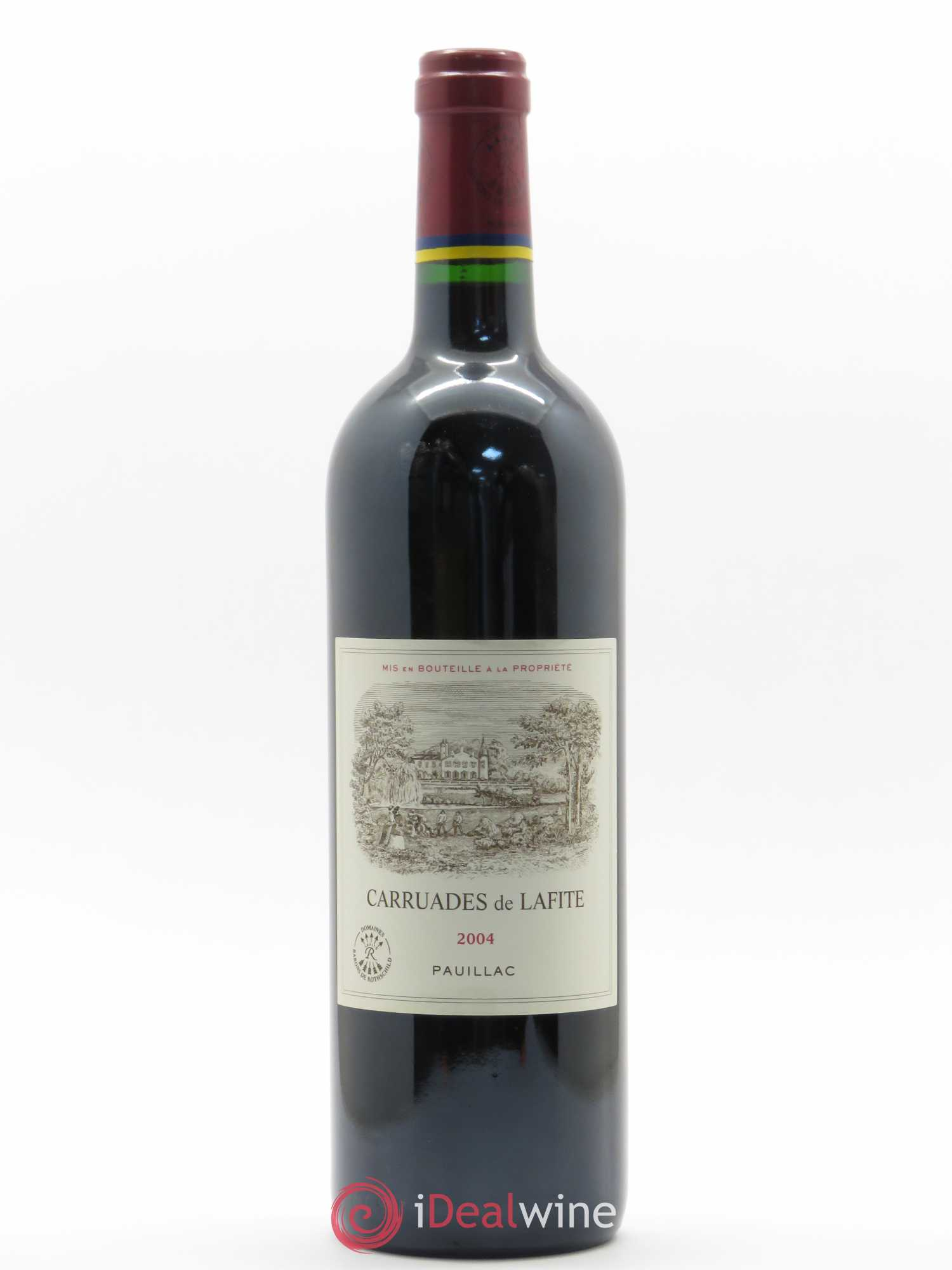 Carruades de Lafite Rothschild Second vin  2004 - Lot of 1 Bottle
