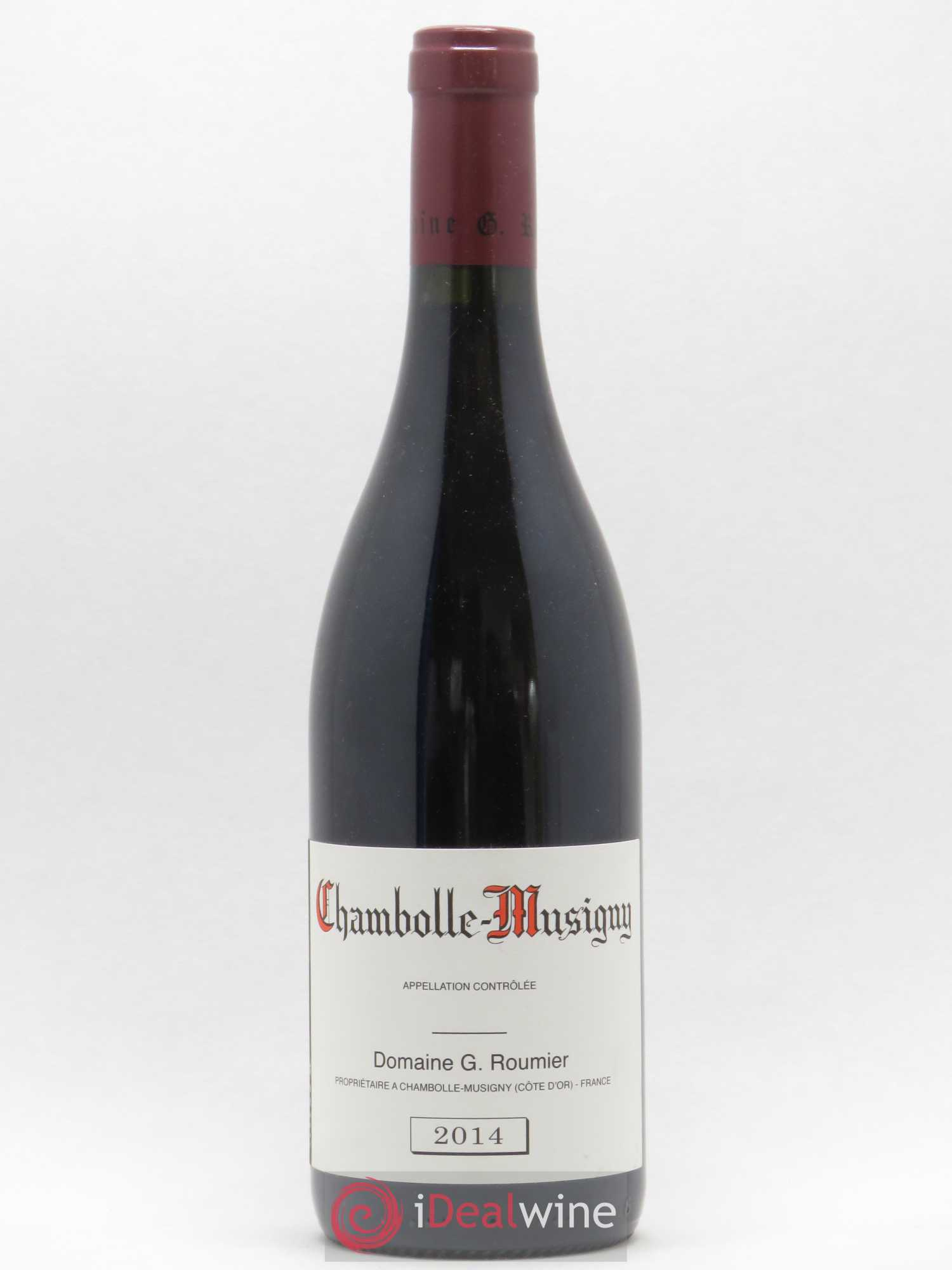 Chambolle-Musigny Georges Roumier (Domaine)  2014 - Lot of 1 Bottle