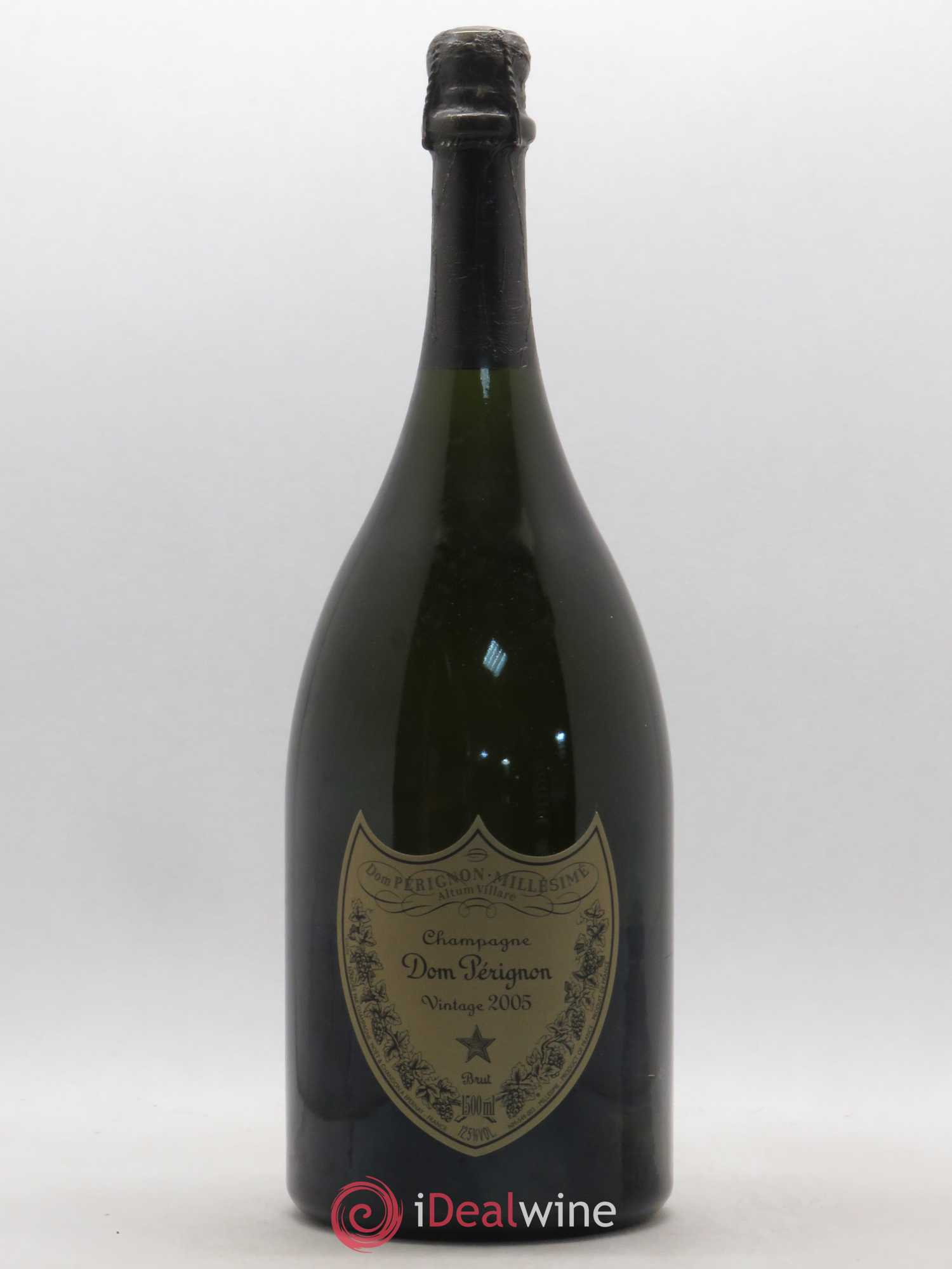 Dom Pérignon Moët & Chandon  2005 - Lot de 1 Magnum