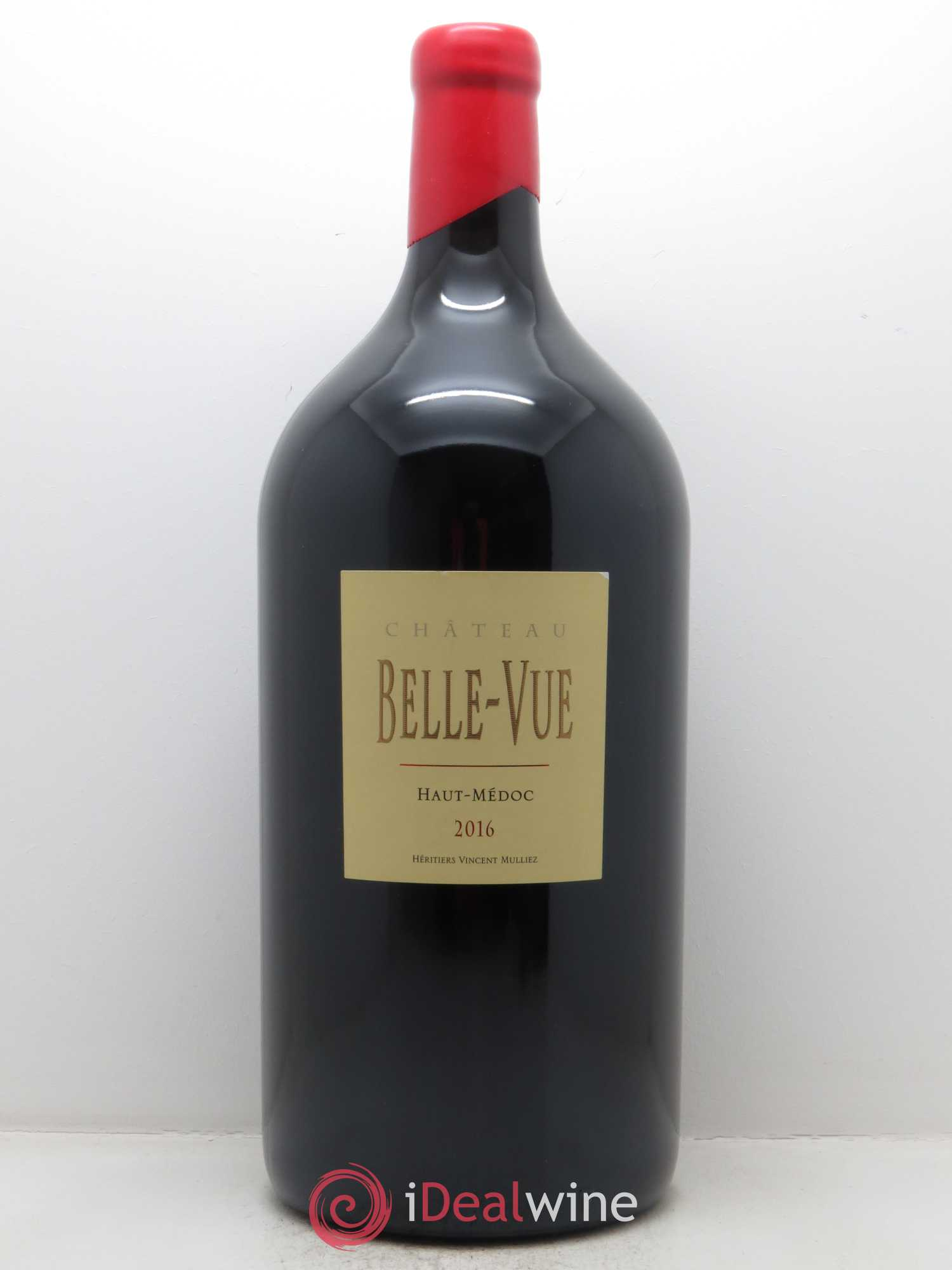 Château Belle-Vue  2016 - Lot of 1 Double-magnum