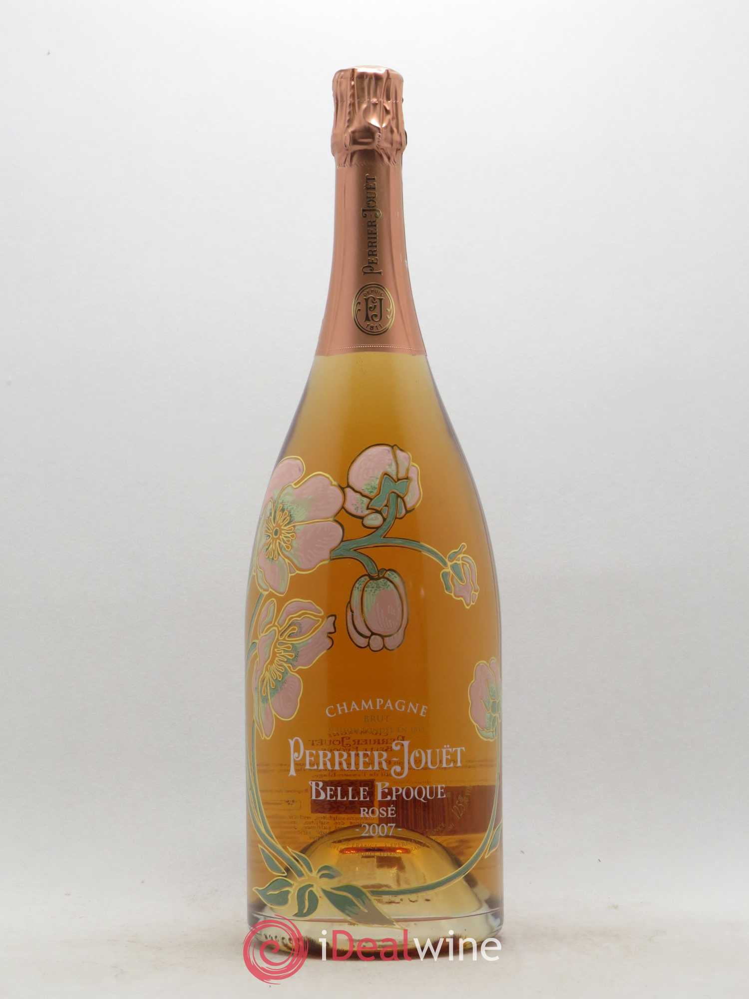 Cuvée Belle Epoque Perrier Jouët  2007 - Lot de 1 Magnum