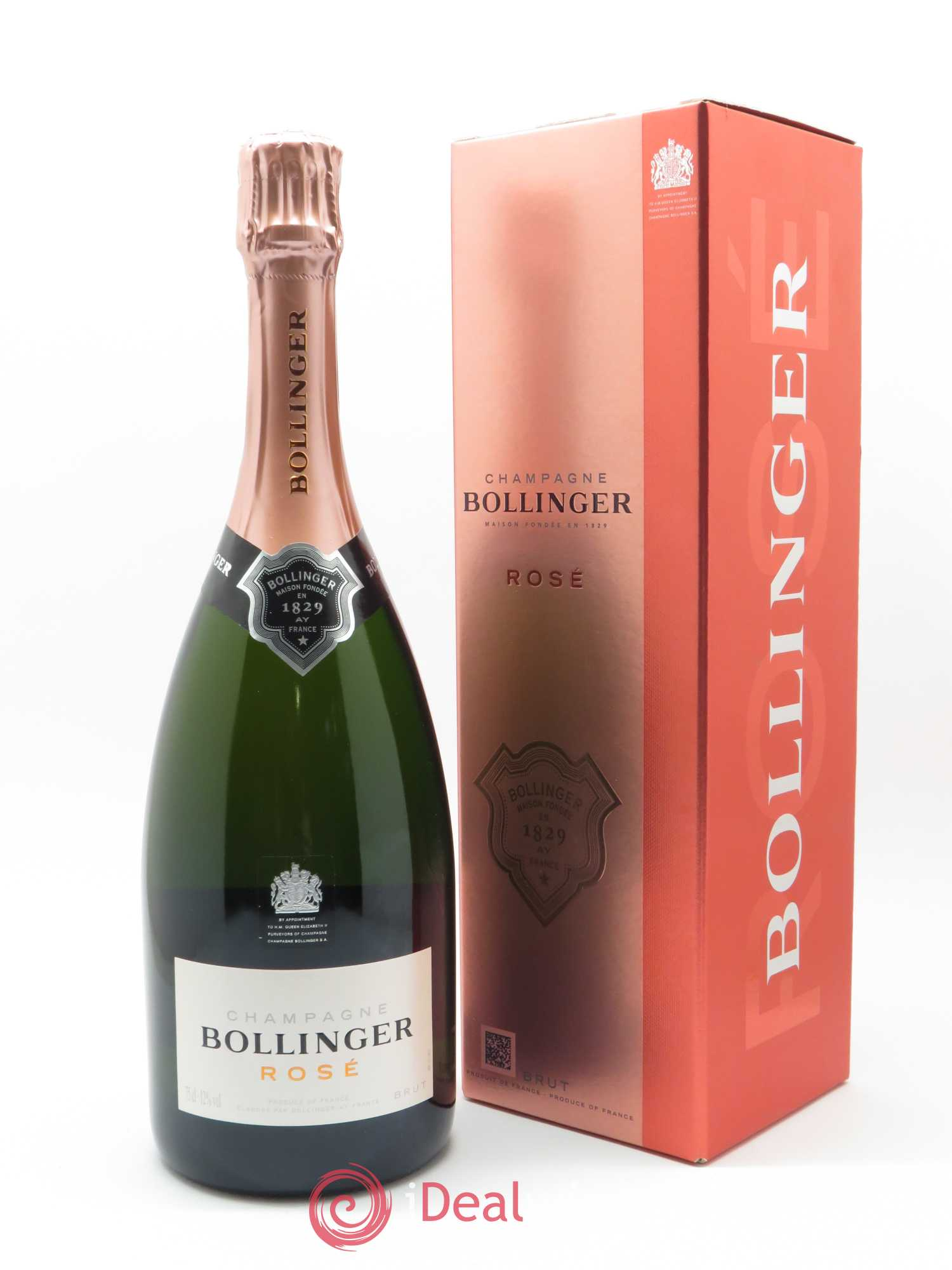 Rosé Brut Bollinger   - Lot of 1 Bottle