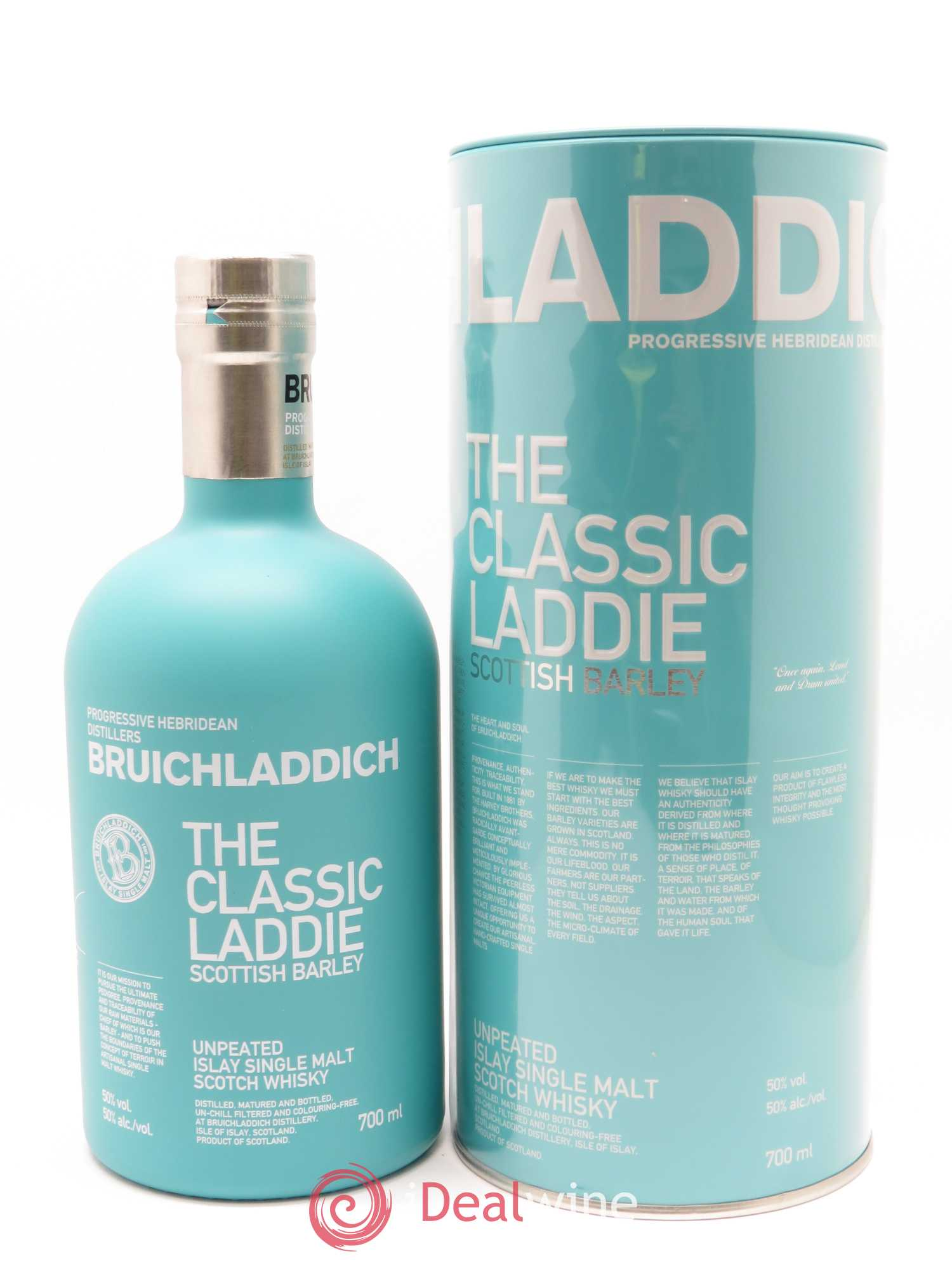 Whisky Bruichladdich The Classic Laddie (70cl)  - Lot de 1 Bouteille