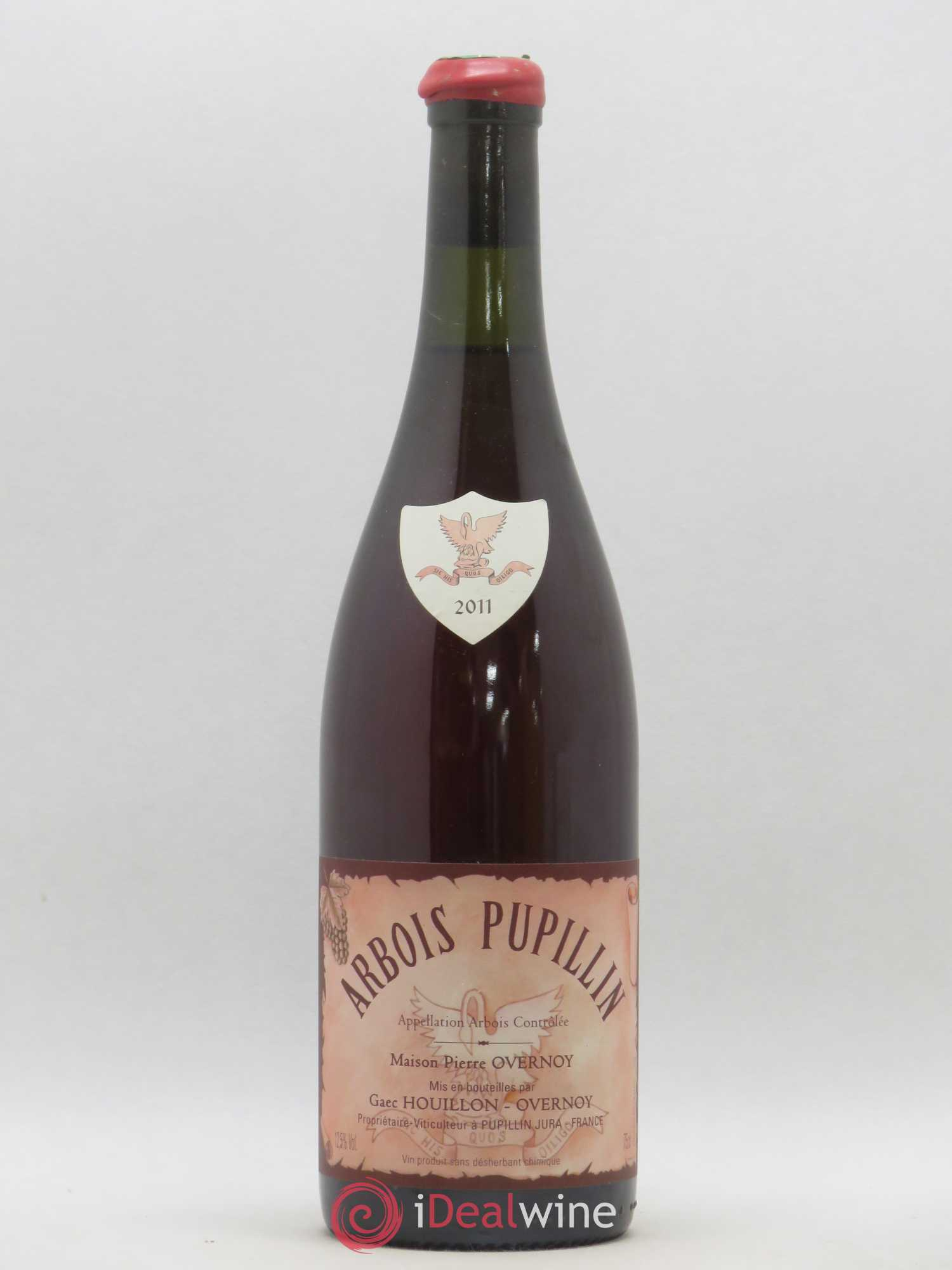 Arbois Pupillin Poulsard (cire rouge) Pierre Overnoy (Domaine) (no reserve) 2011 - Lot of 1 Bottle