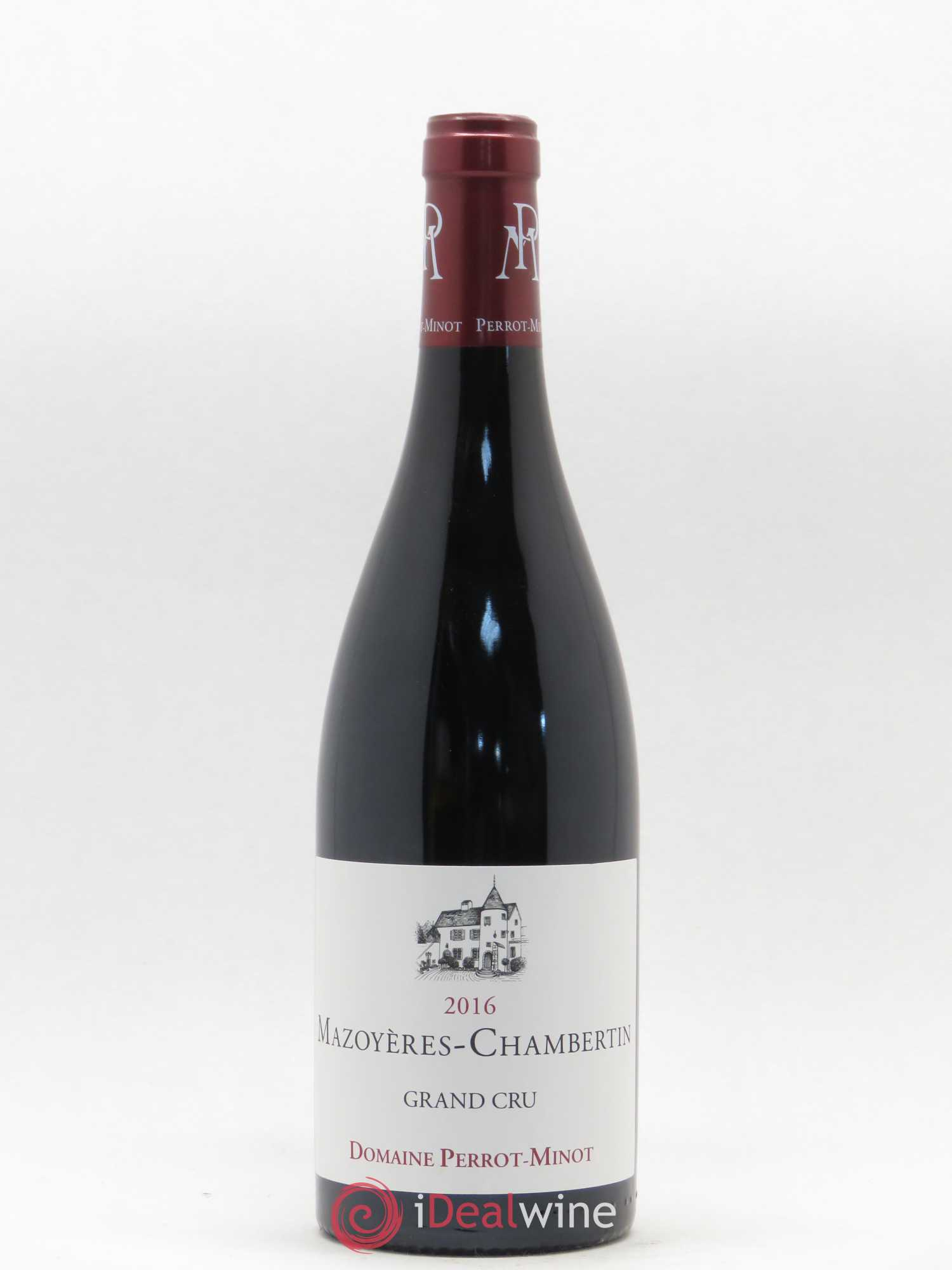 Mazoyères-Chambertin Grand Cru Perrot-Minot Vieilles Vignes  2016 - Lot of 1 Bottle