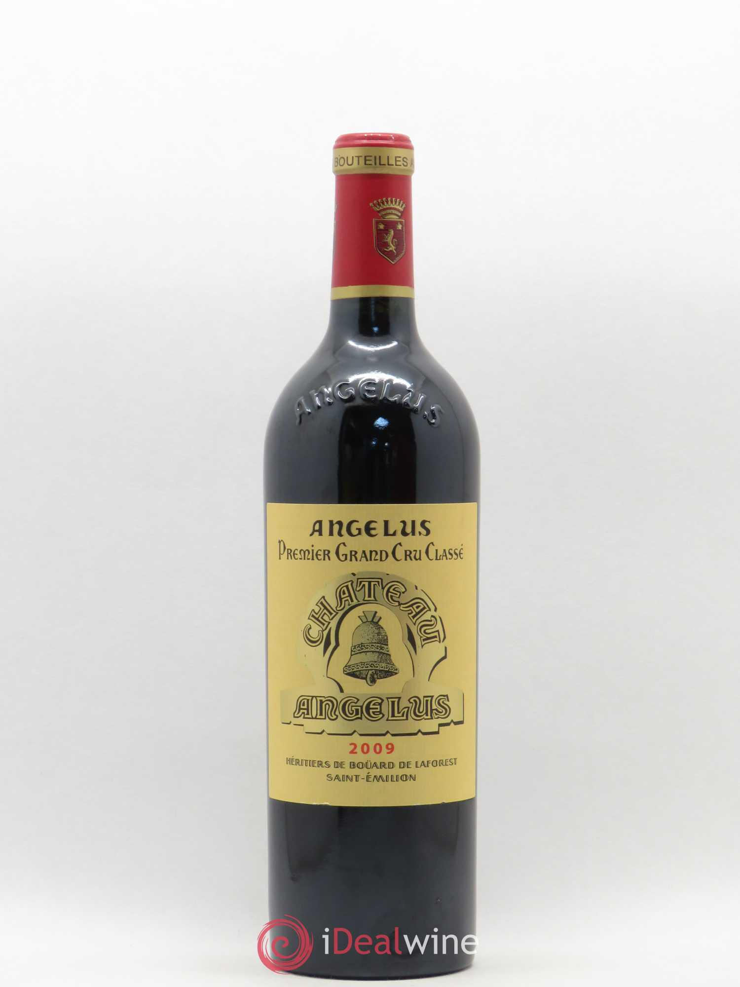 Château Angélus 1er Grand Cru Classé A  2009 - Lot of 1 Bottle