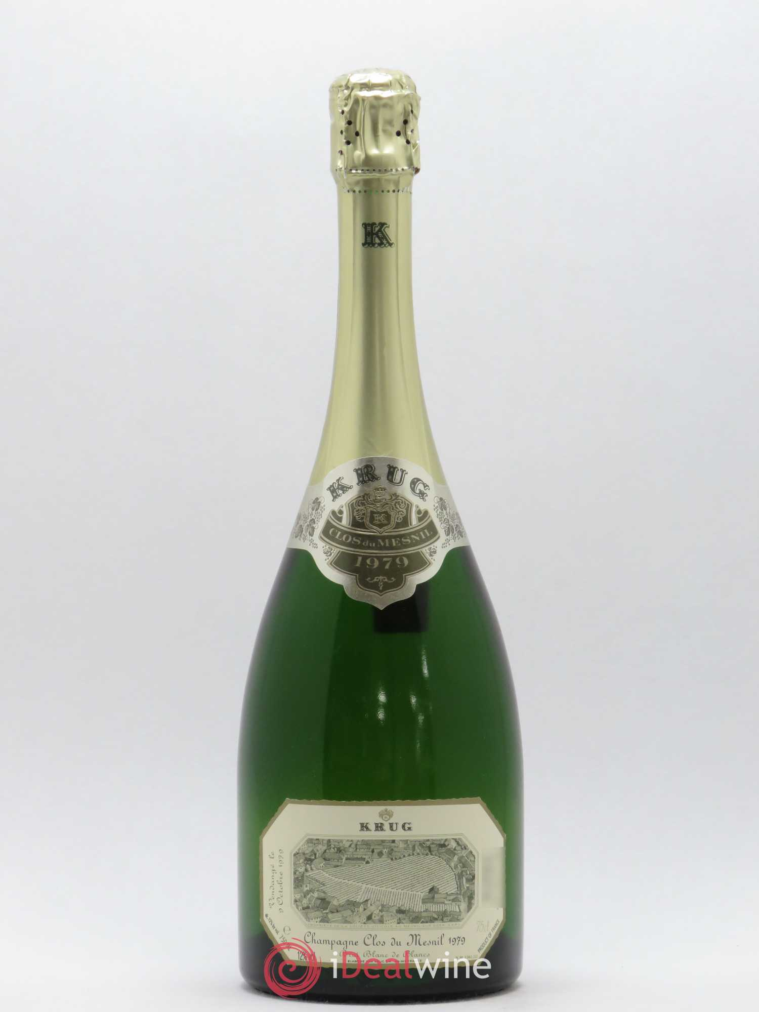 Clos du Mesnil Krug  1979 - Lot of 1 Bottle