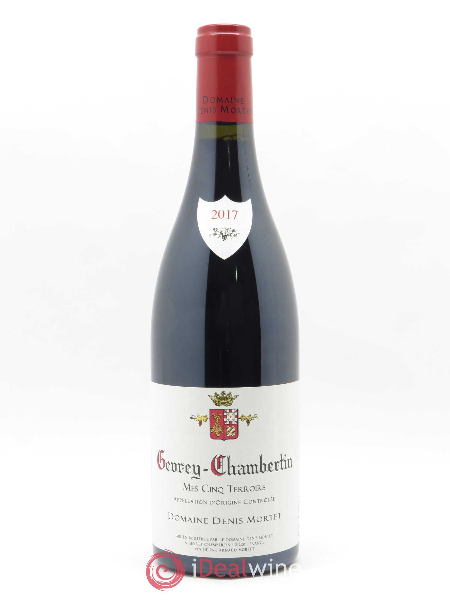 Gevrey-Chambertin Mes Cinq Terroirs Denis Mortet (Domaine)  2017 - Lot of 1 Bottle