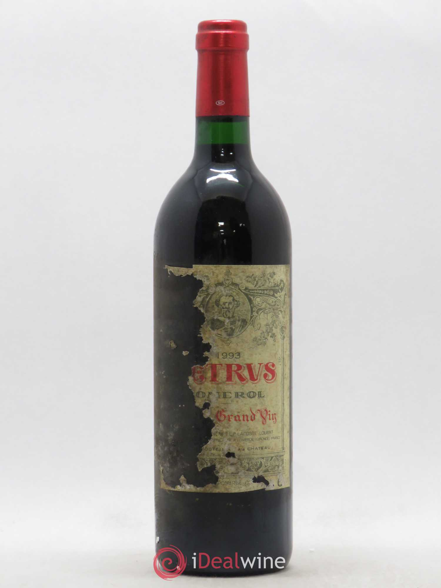 Petrus  1993 - Lot of 1 Bottle