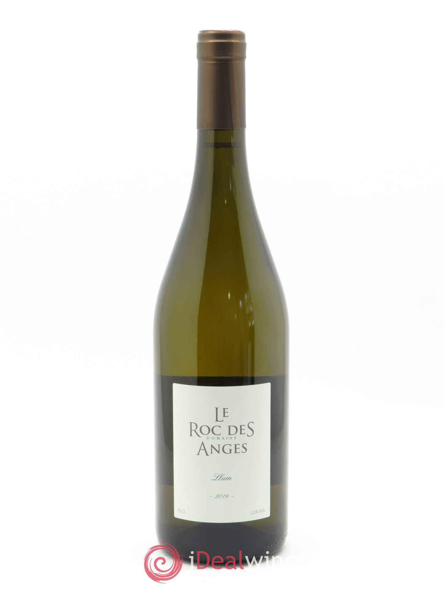 IGP Côtes Catalanes Roc des Anges Llum Marjorie et Stéphane Gallet  2019 - Lot of 1 Bottle