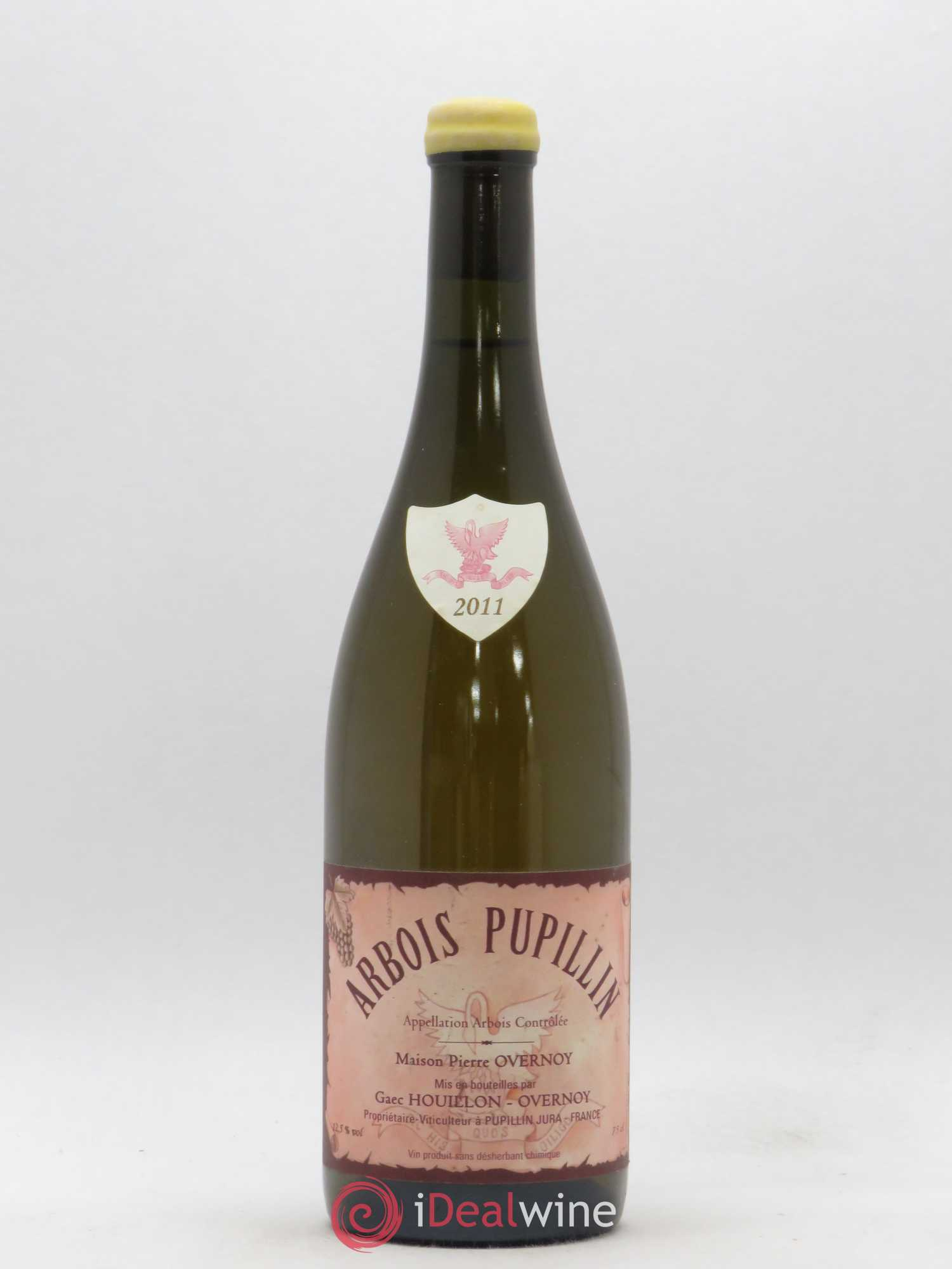 Arbois Pupillin Savagnin (cire jaune) Overnoy-Houillon (Domaine)  2011 - Lot of 1 Bottle