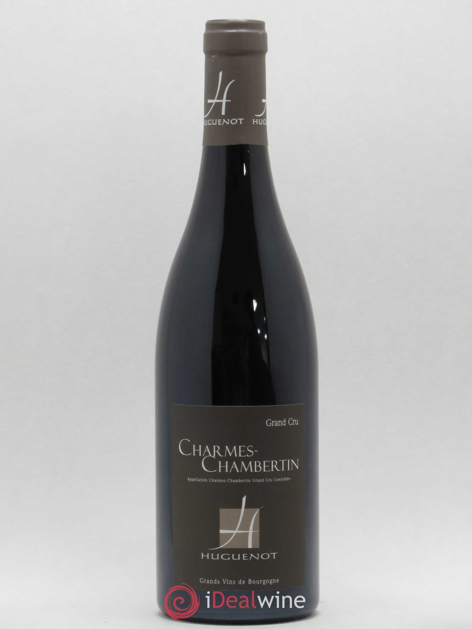 Charmes-Chambertin Grand Cru Huguenot 2016 - Lot of 1 Bottle