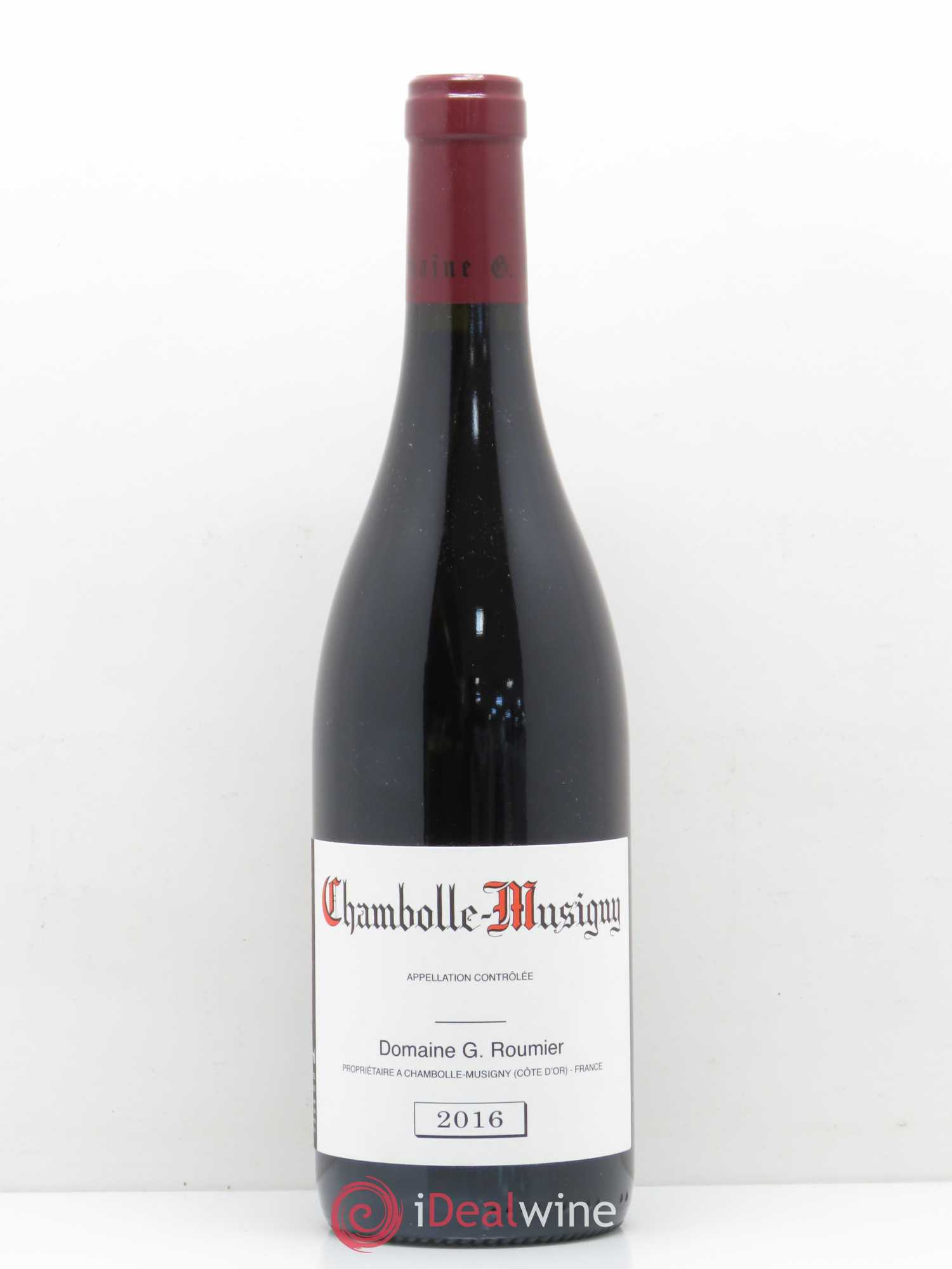 Chambolle-Musigny Georges Roumier (Domaine)