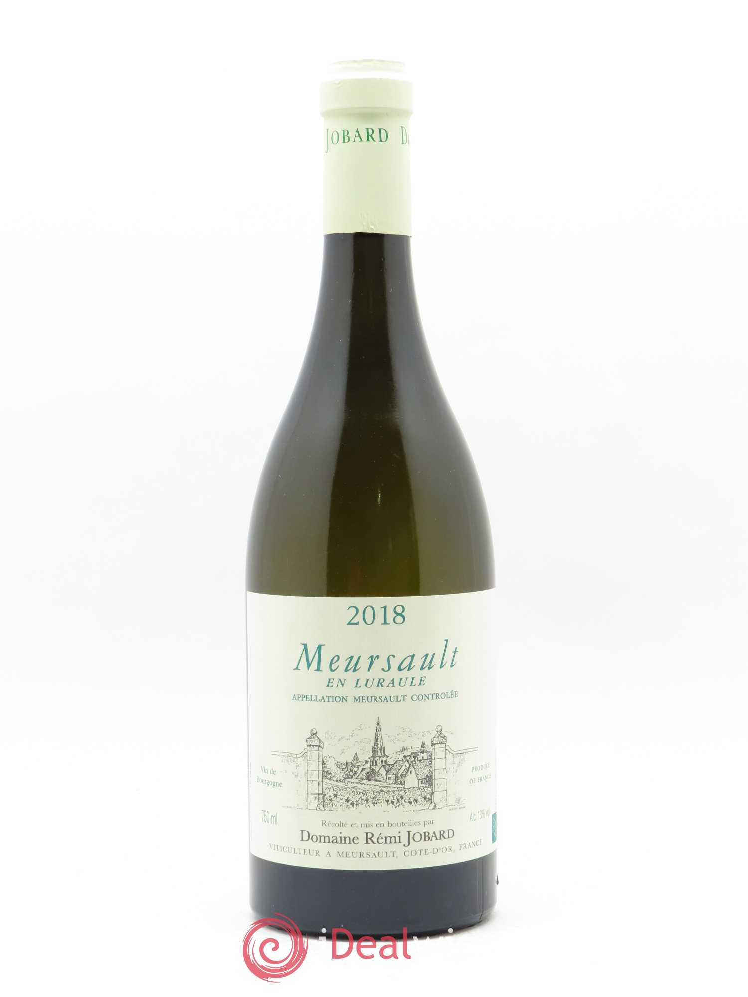 Meursault En Luraule Rémi Jobard (Domaine)  2018 - Lot of 1 Bottle