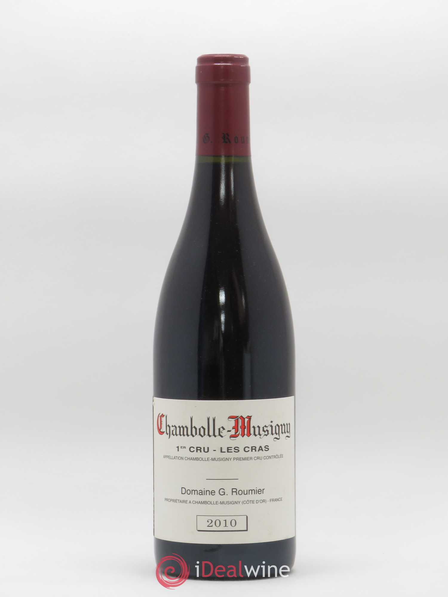Chambolle-Musigny 1er Cru Les Cras Georges Roumier (Domaine)