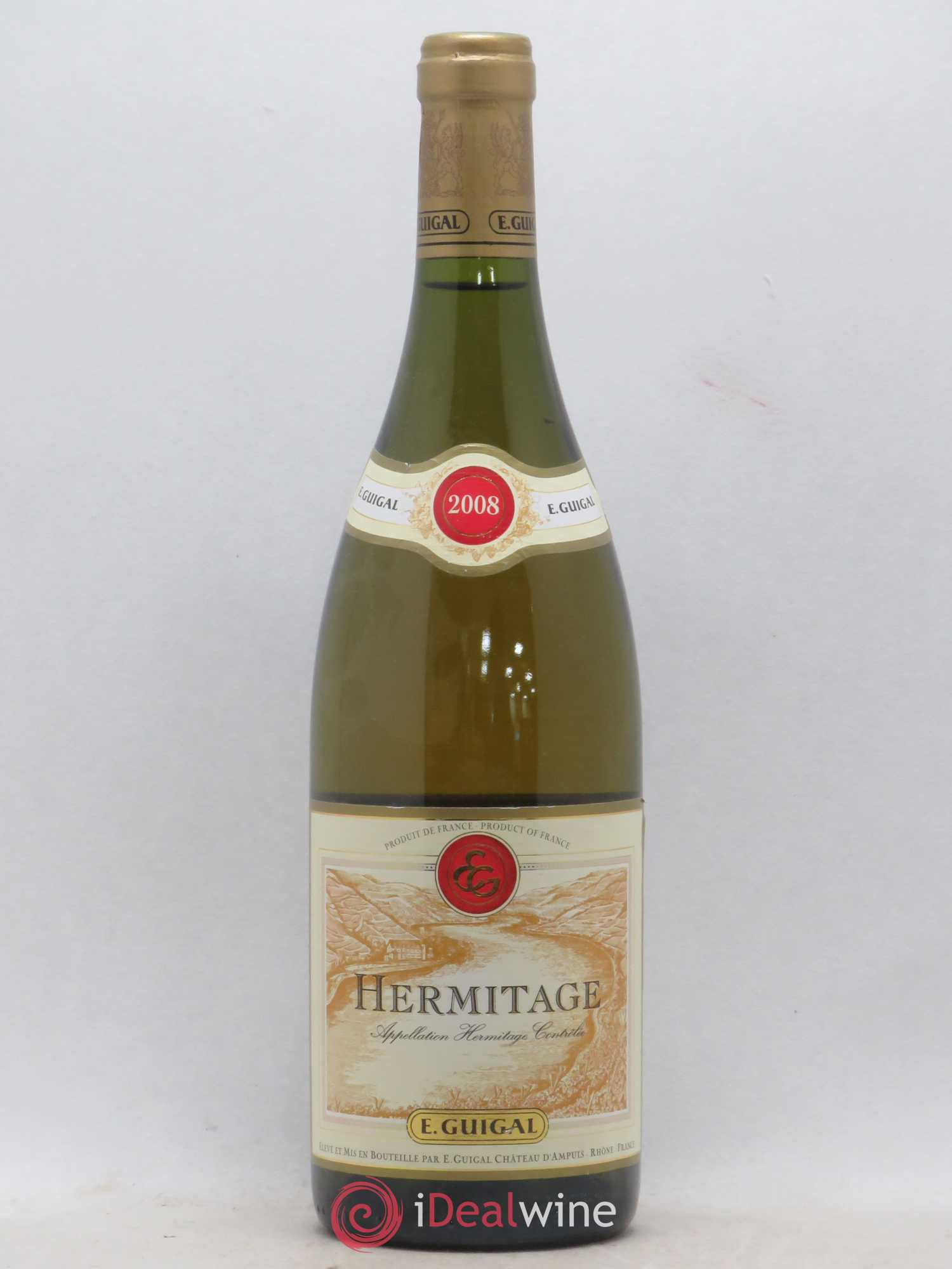 Hermitage Guigal (no reserve) 2008 - Lot of 1 Bottle