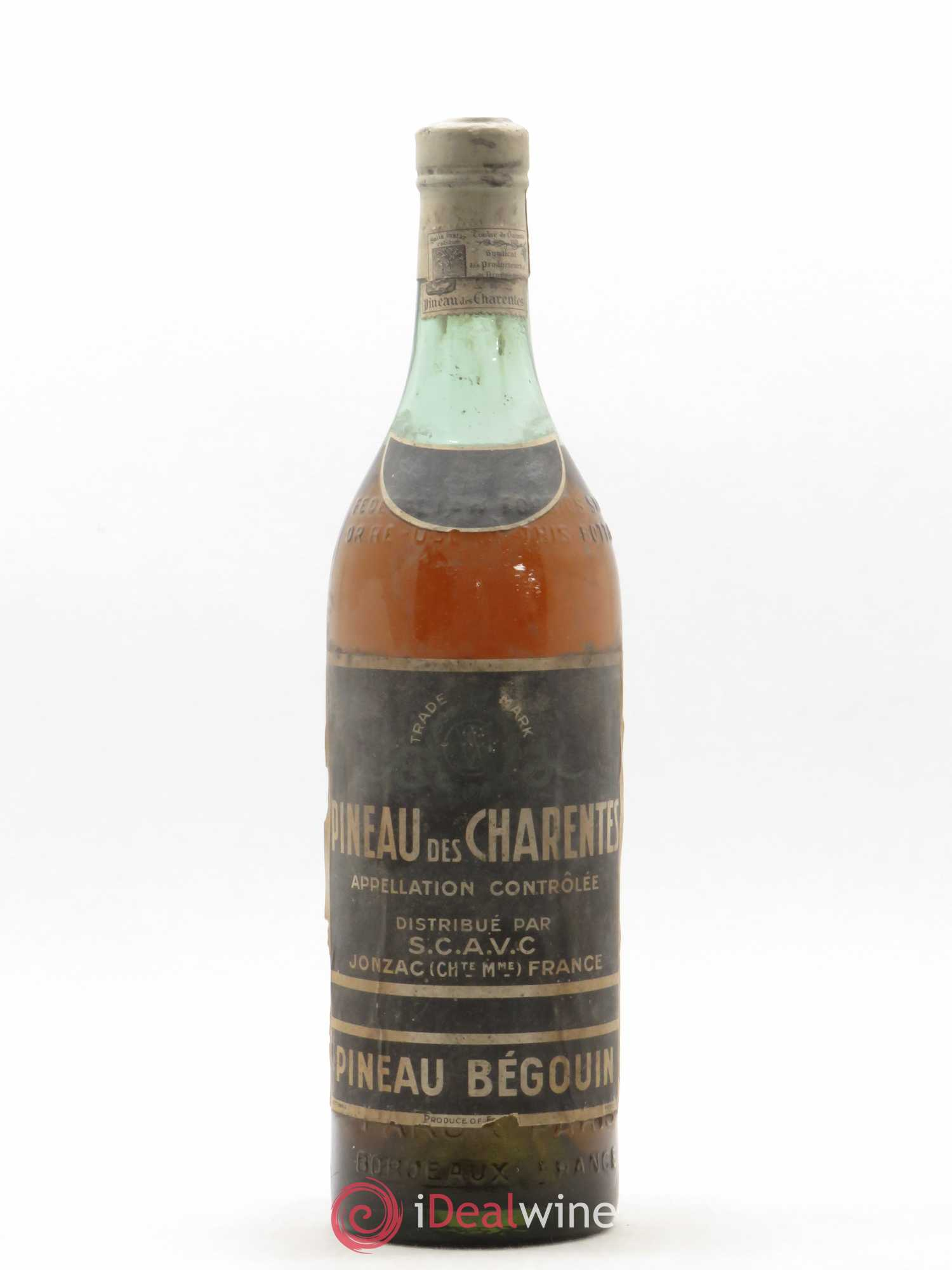 Divers Pineau des Charentes P. Begouin (no reserve) (no reserve)  - Lot of 1 Bottle